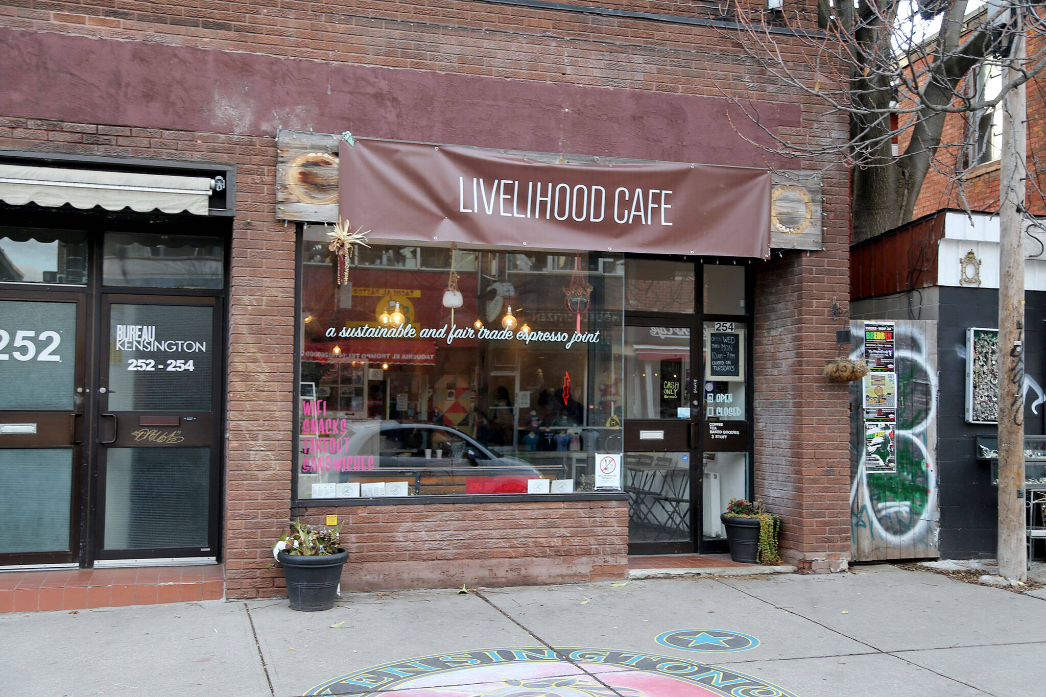 Livelihood Cafe Toronto