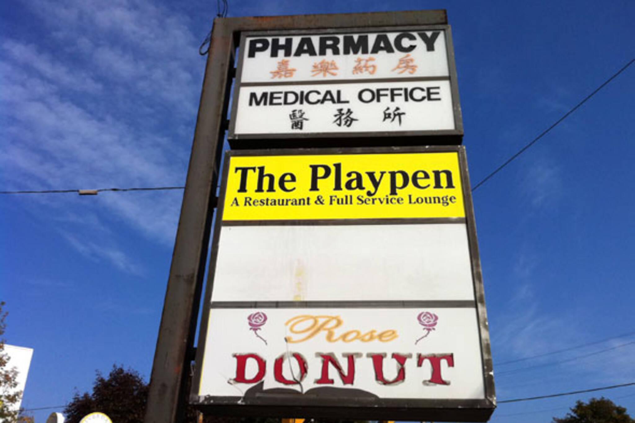 The Playpen Toronto