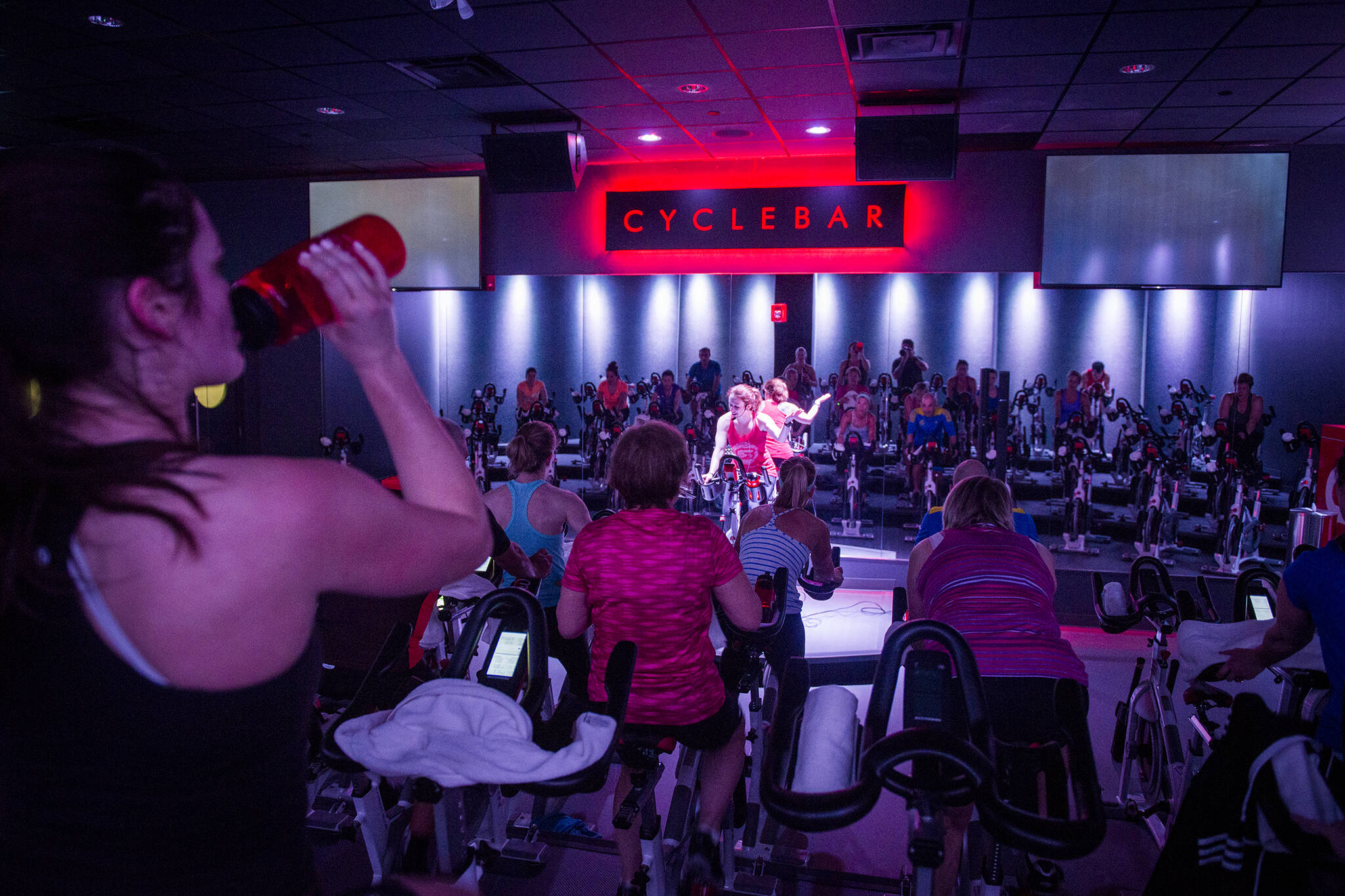 Cyclebar Leaside Blogto Toronto