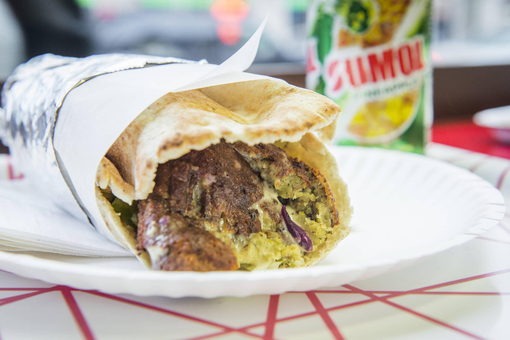 College Falafel Toronto