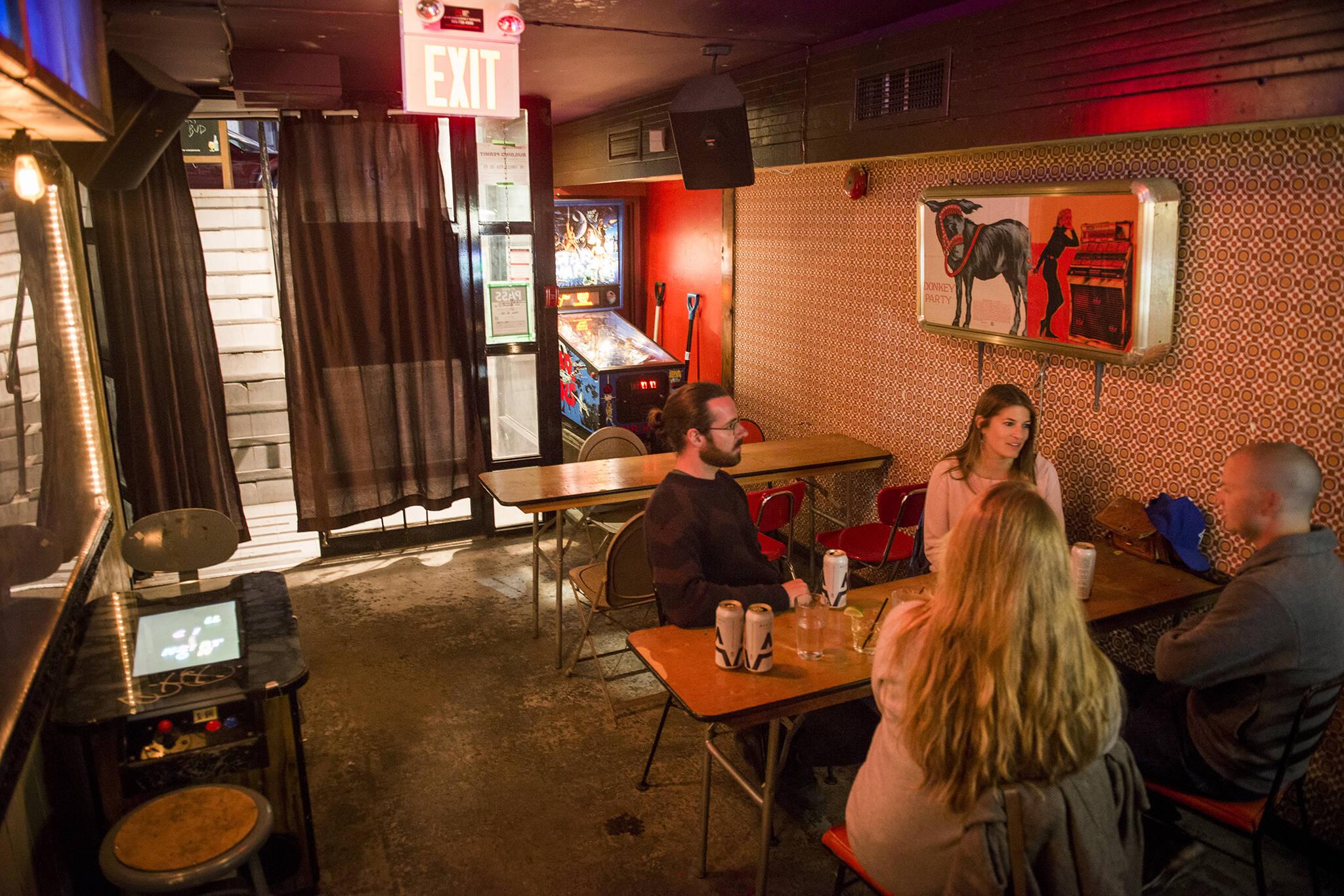 Unlovable Bar Toronto