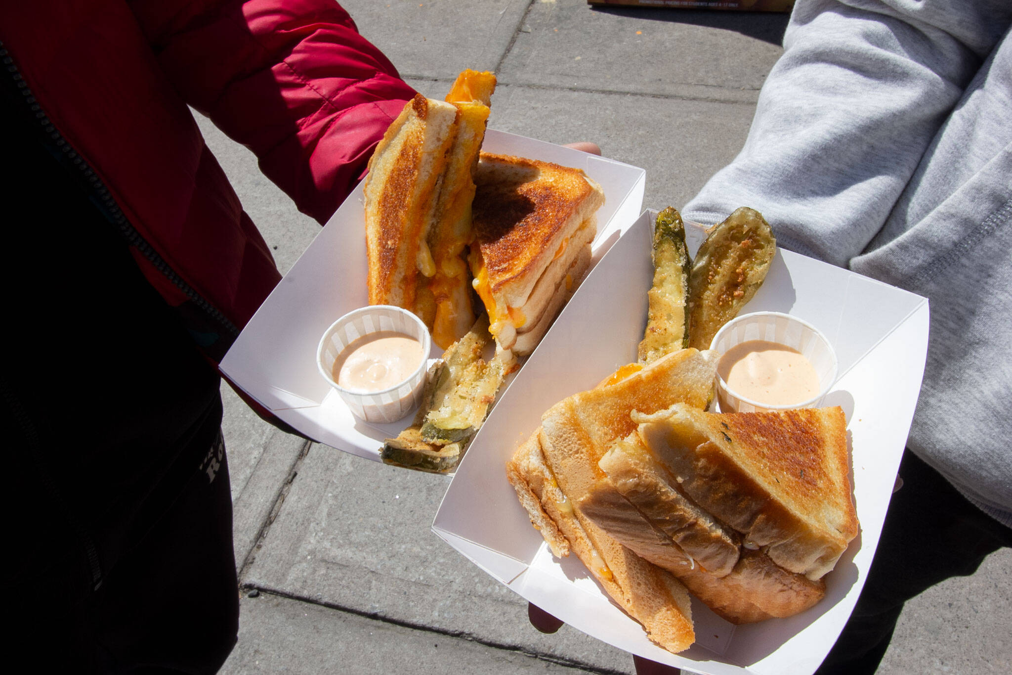stuffd grilled cheese toronto