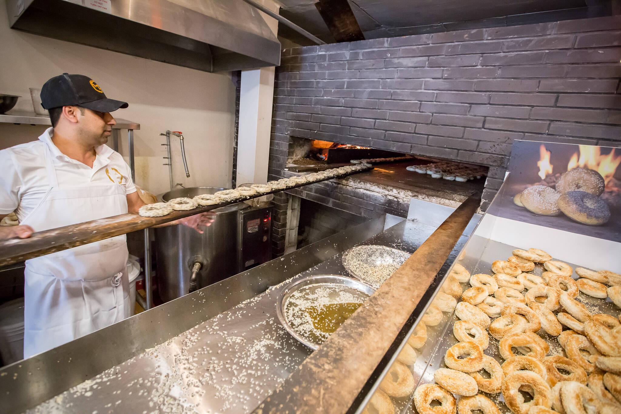 Bagel Time Toronto