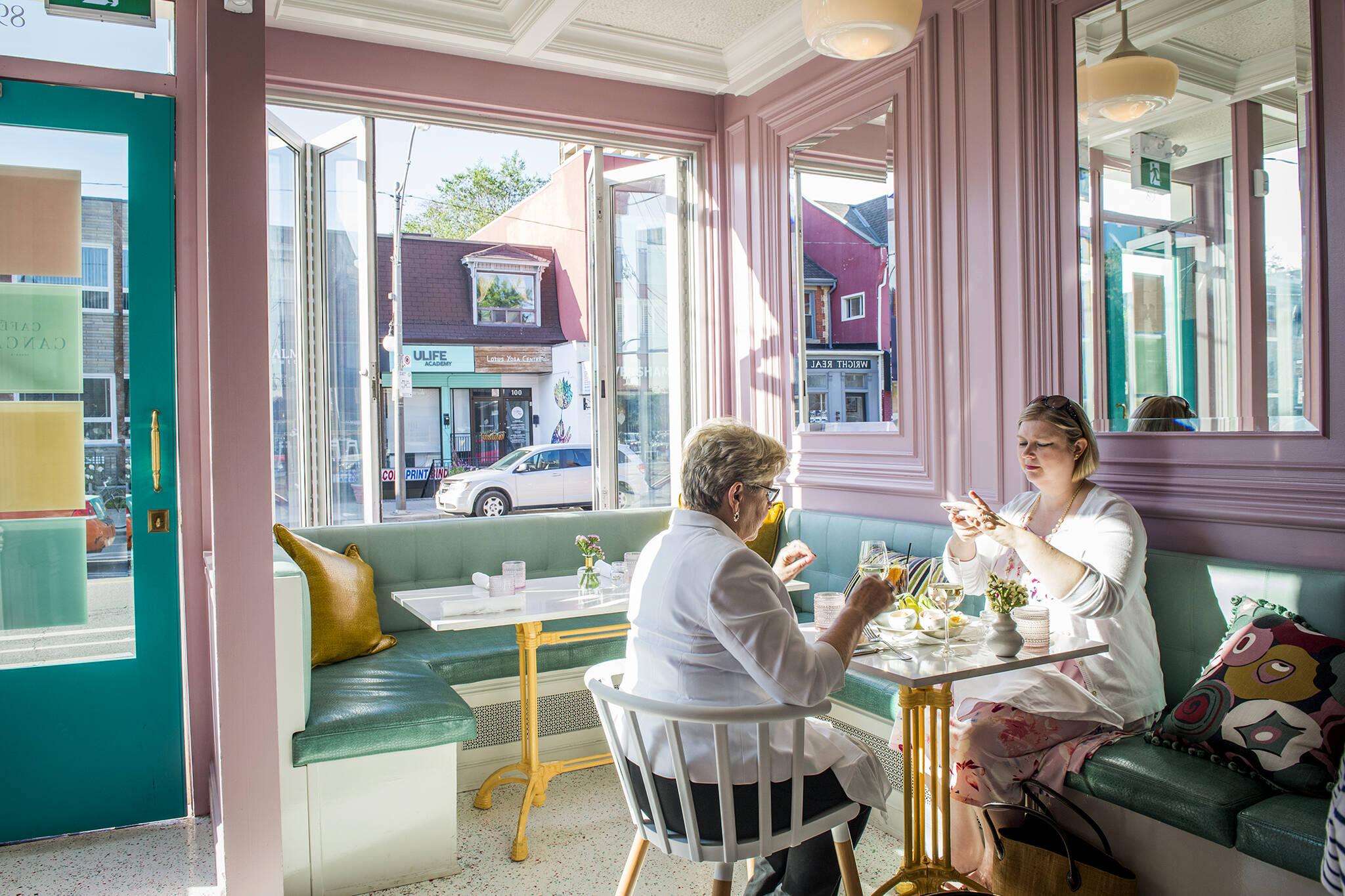 Cafe Cancan Toronto