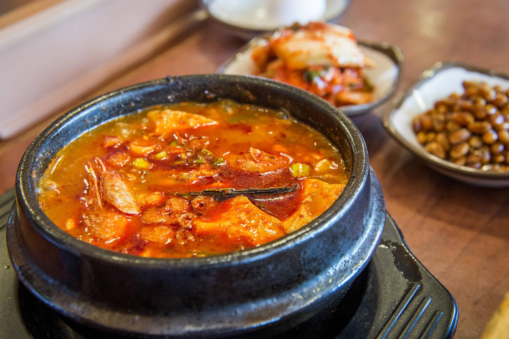 buk chang dong soon tofu toronto