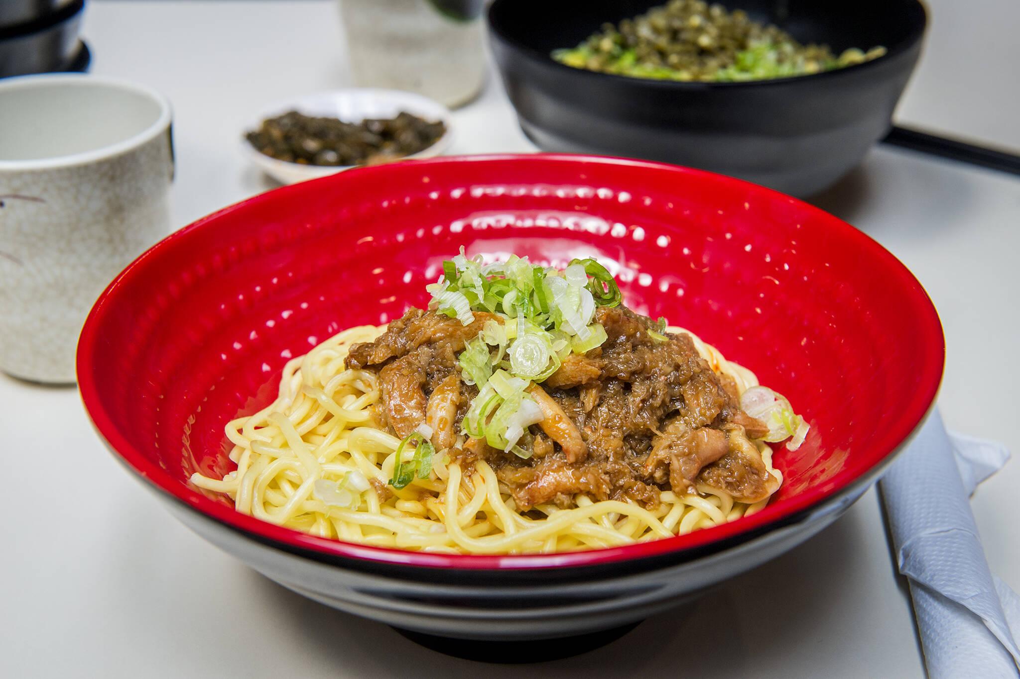PanPan Noodle Toronto