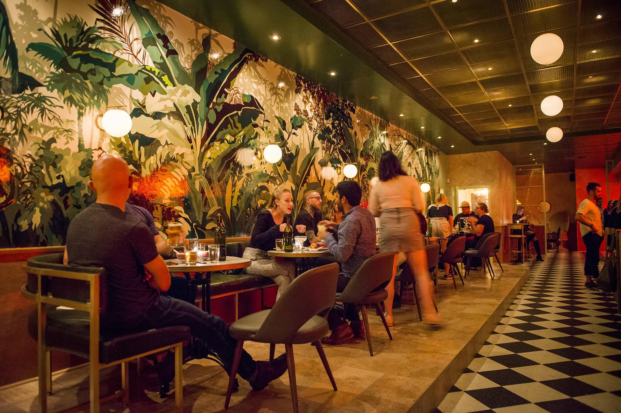 Mahjong Bar Blogto Toronto