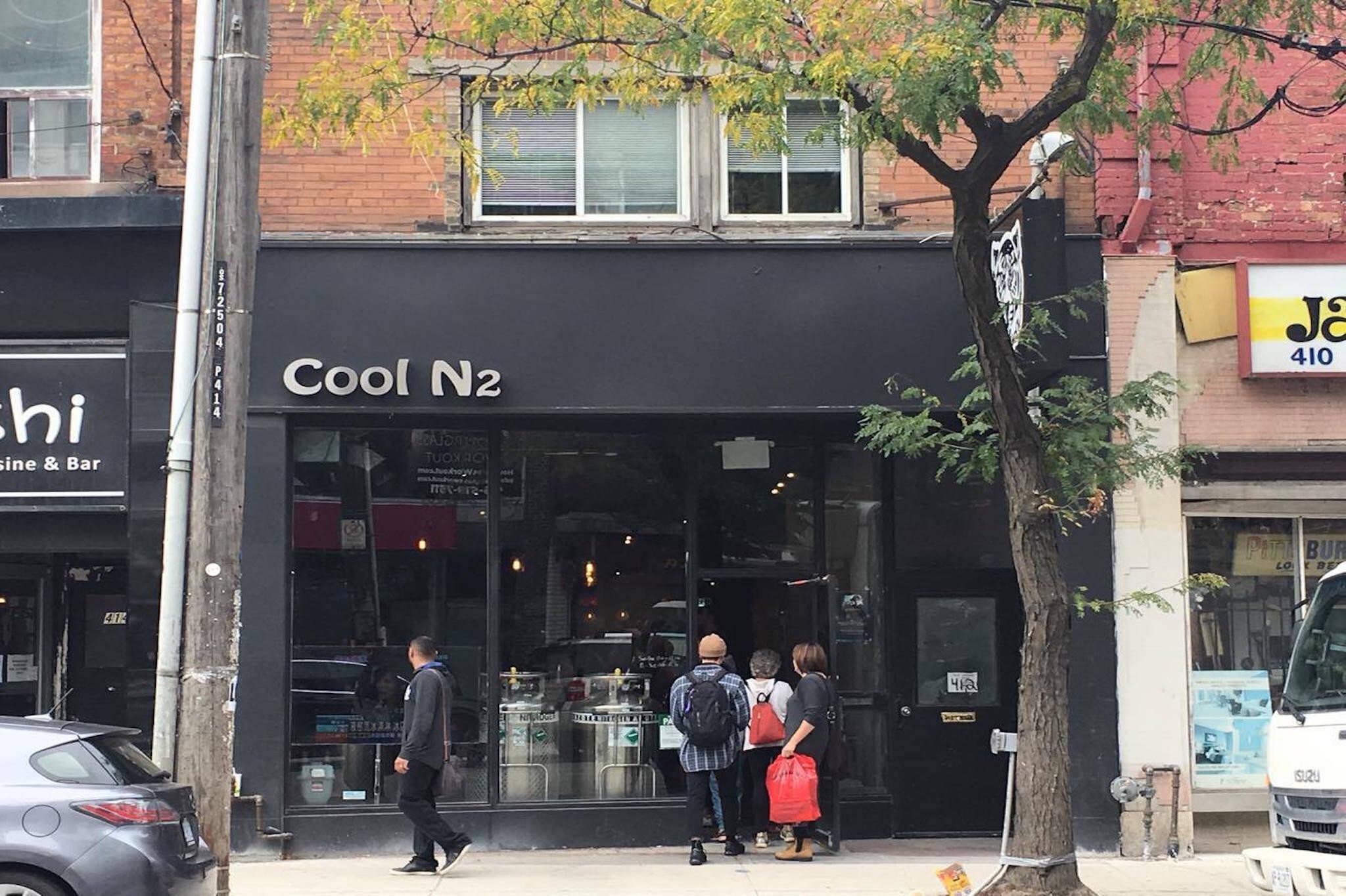 Cool N2 Toronto