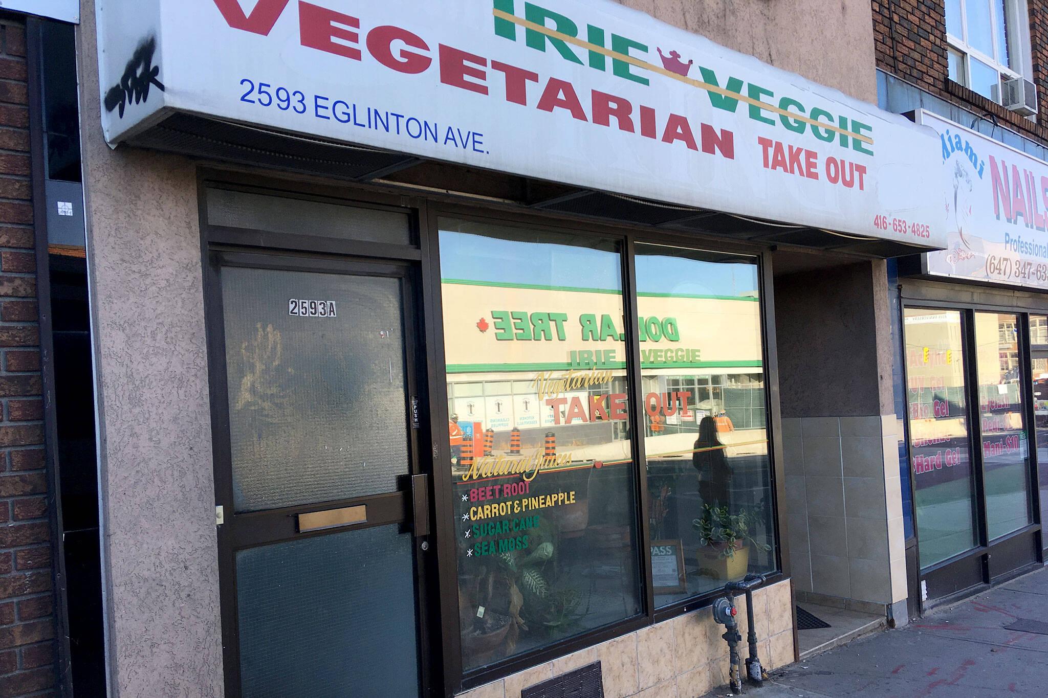 Irie Veggie Toronto