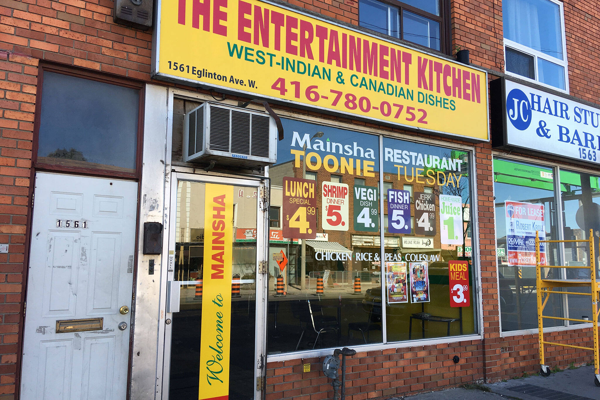 Entertainment Kitchen Toronto