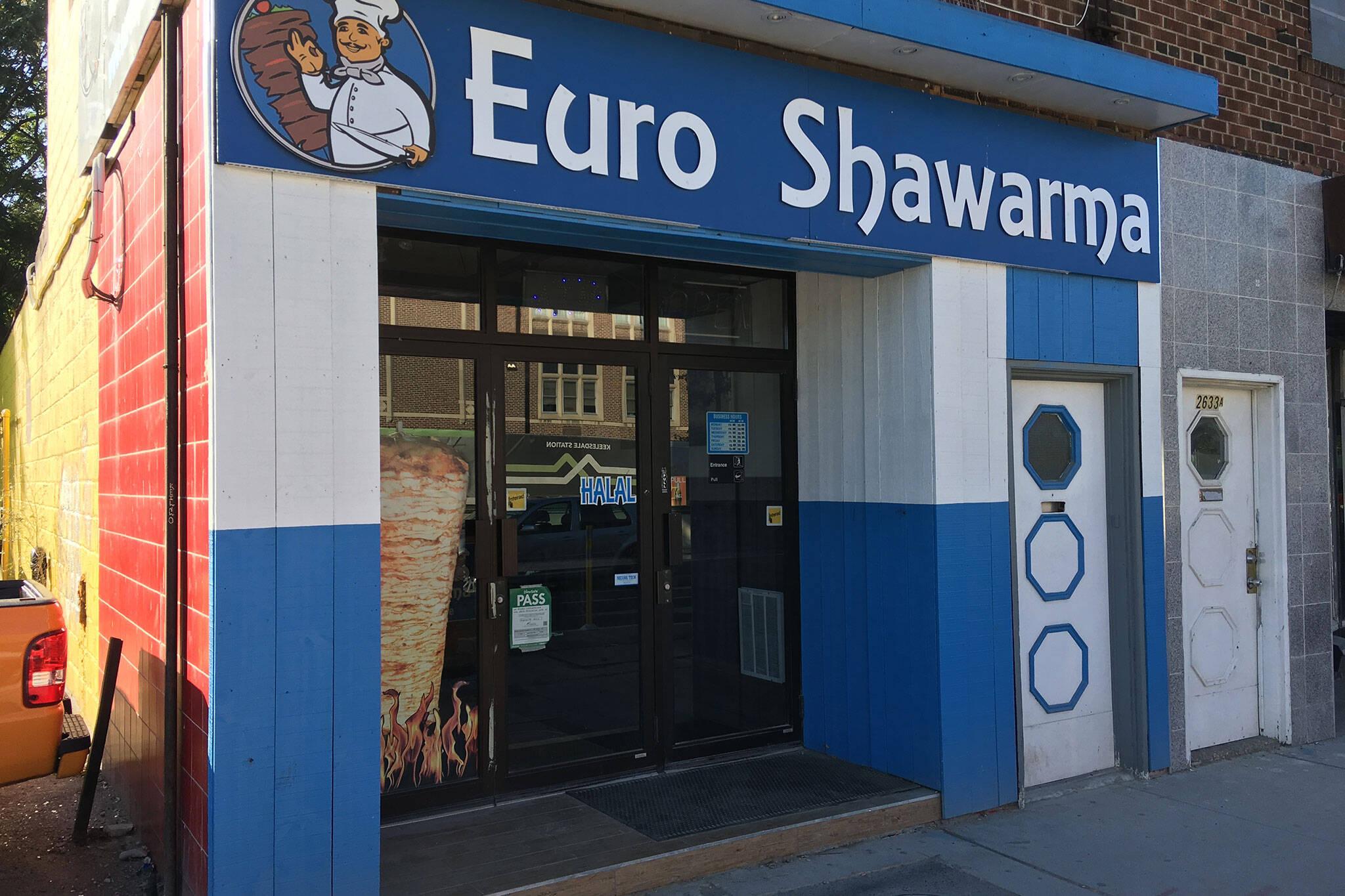 Euro Shawarma Toronto