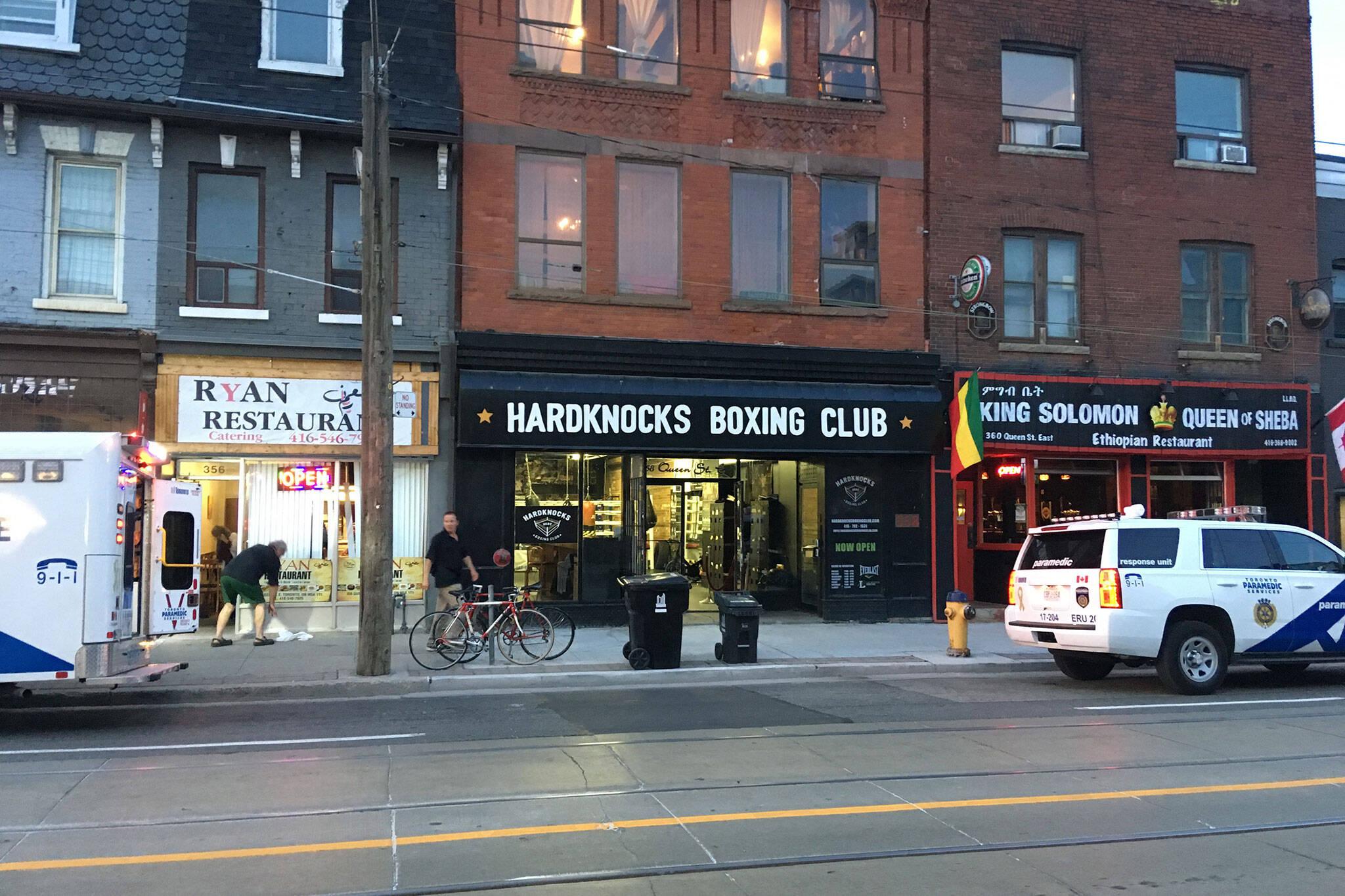 Hardknocks Boxing Toronto