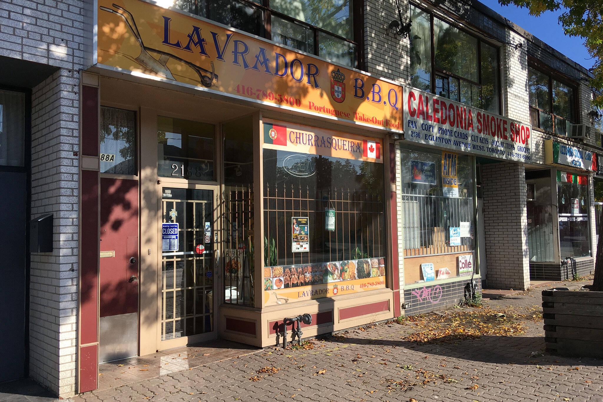 Lavrador Toronto