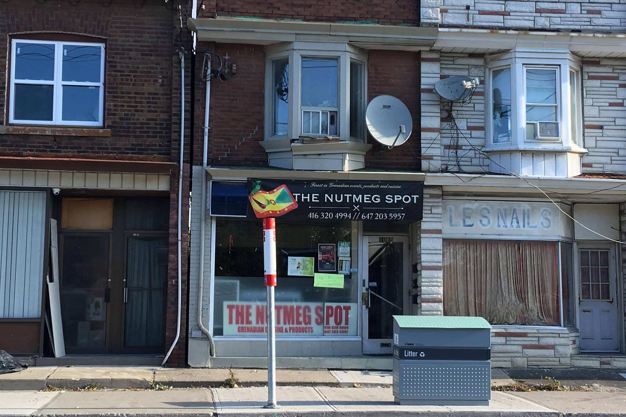 Nutmeg Spot Toronto