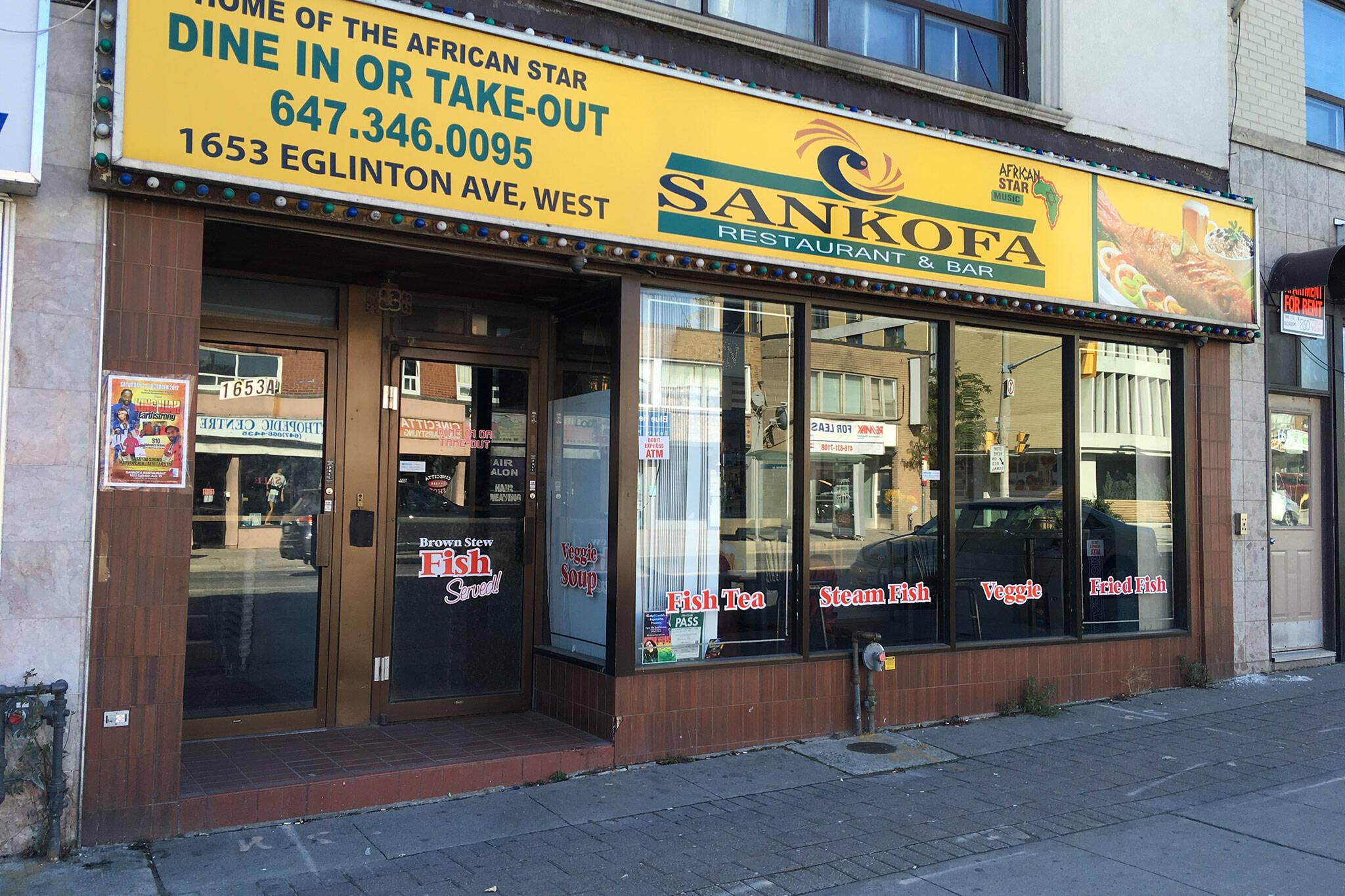 Sankofa Toronto