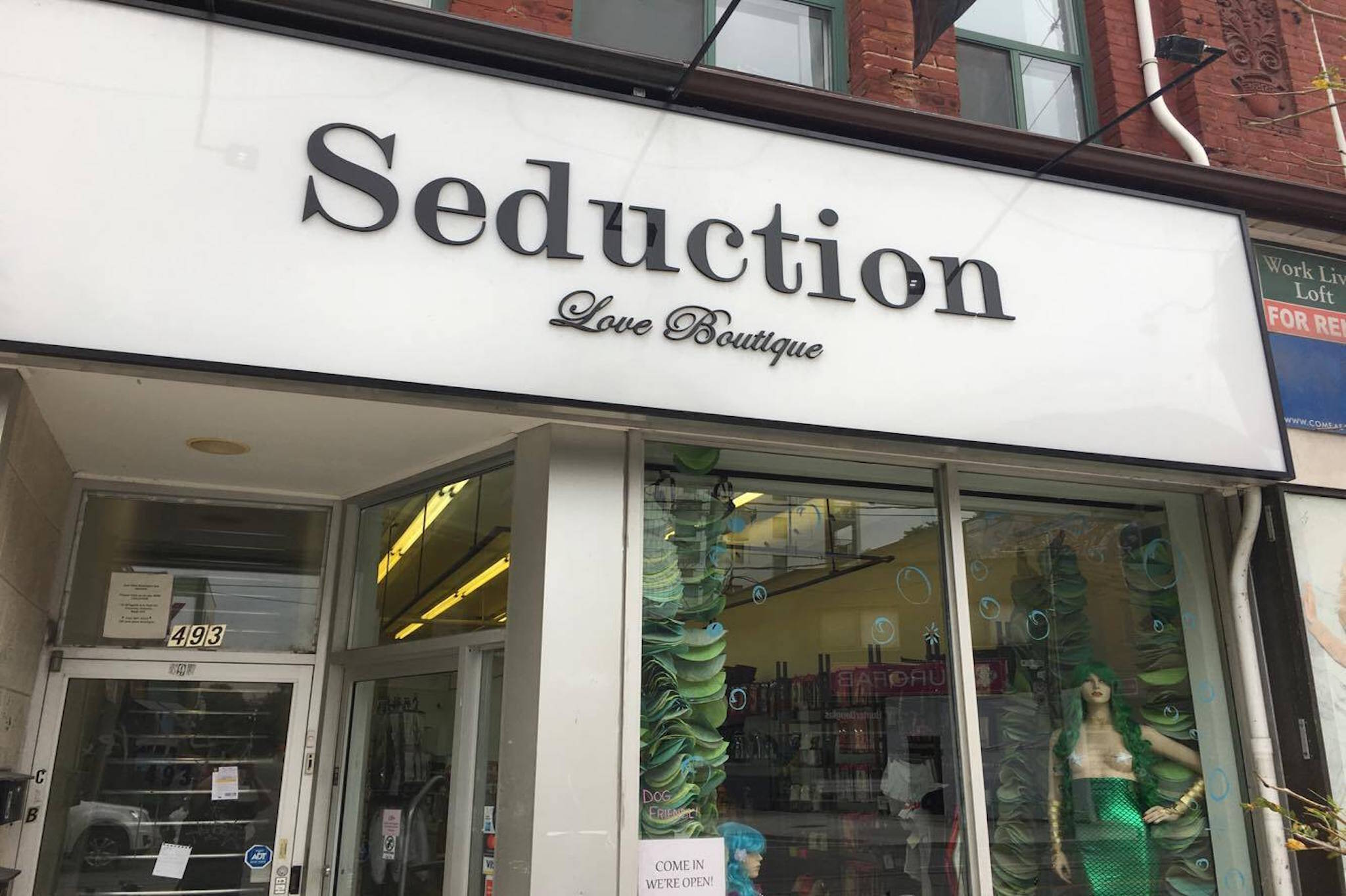 Seduction Toronto