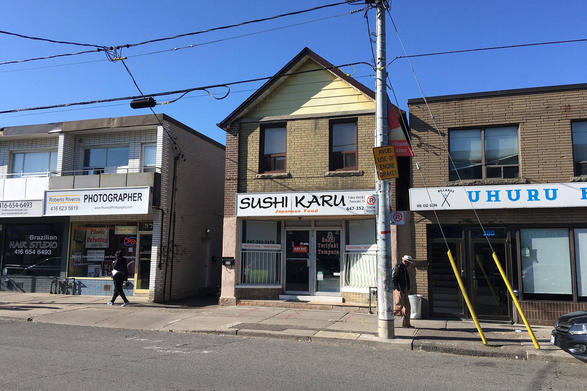 Sushi Karu Toronto