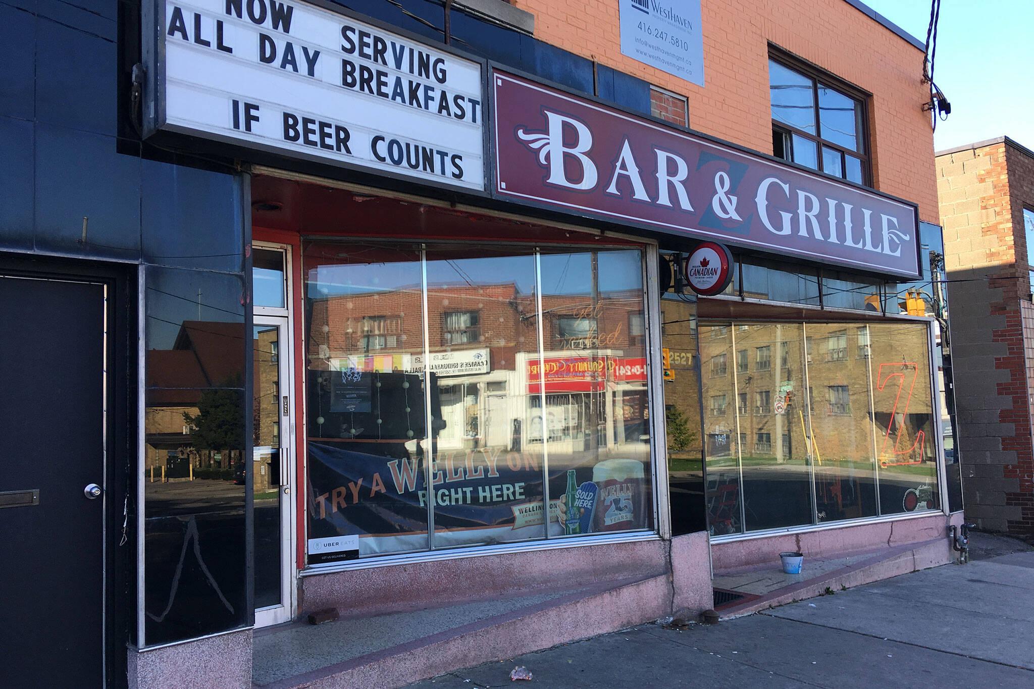 Z Bar Grille Toronto