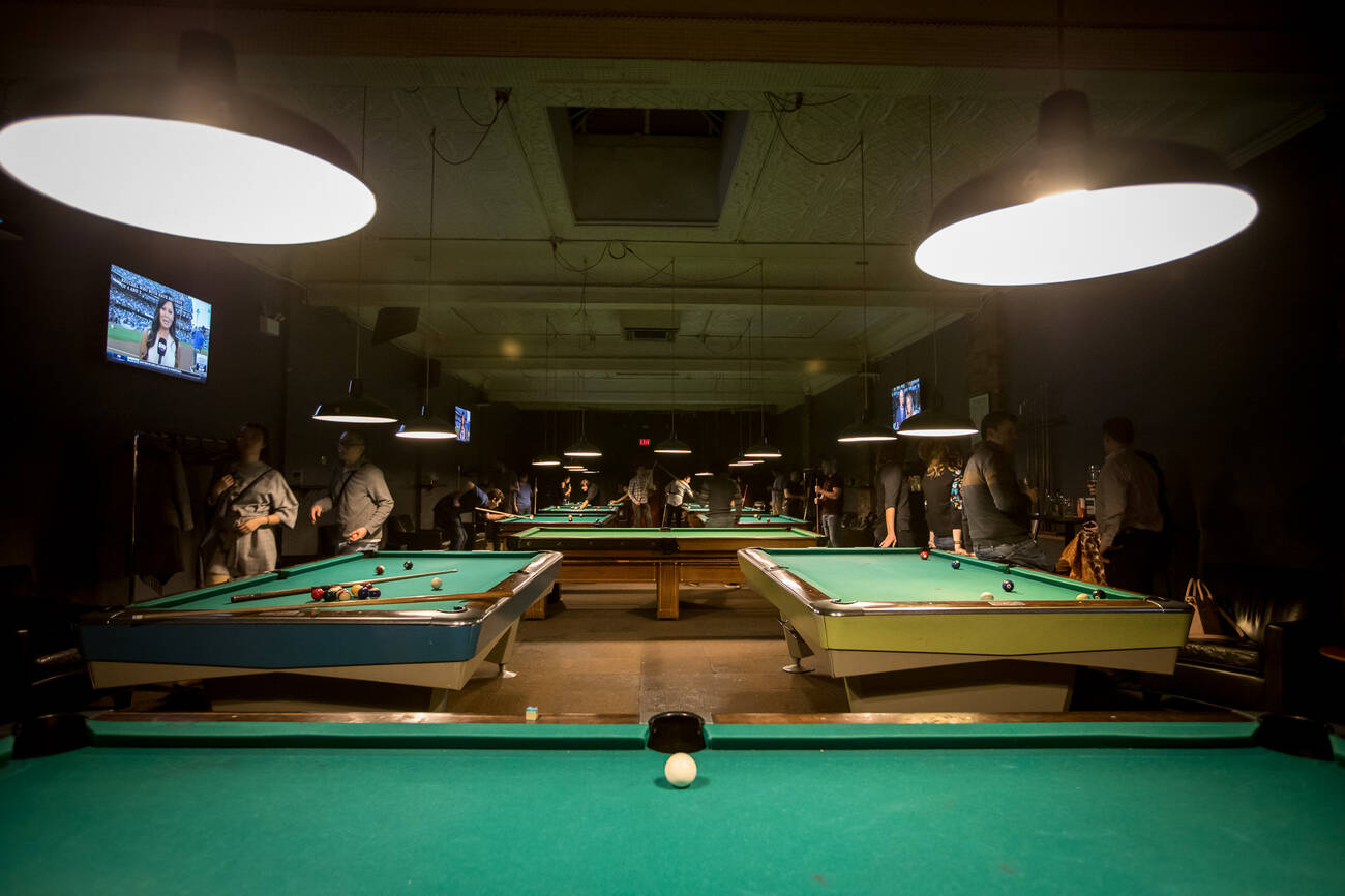 Rivoli Poolhall Blogto Toronto