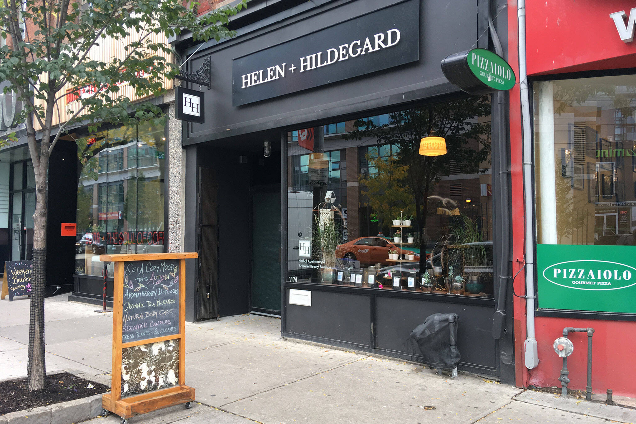 Helen Hildegard Toronto