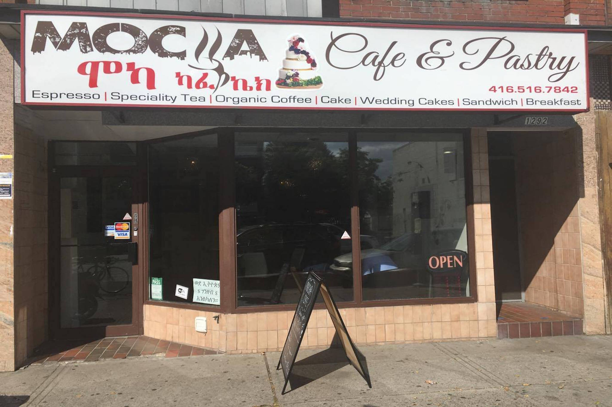 Mocha Cafe Toronto