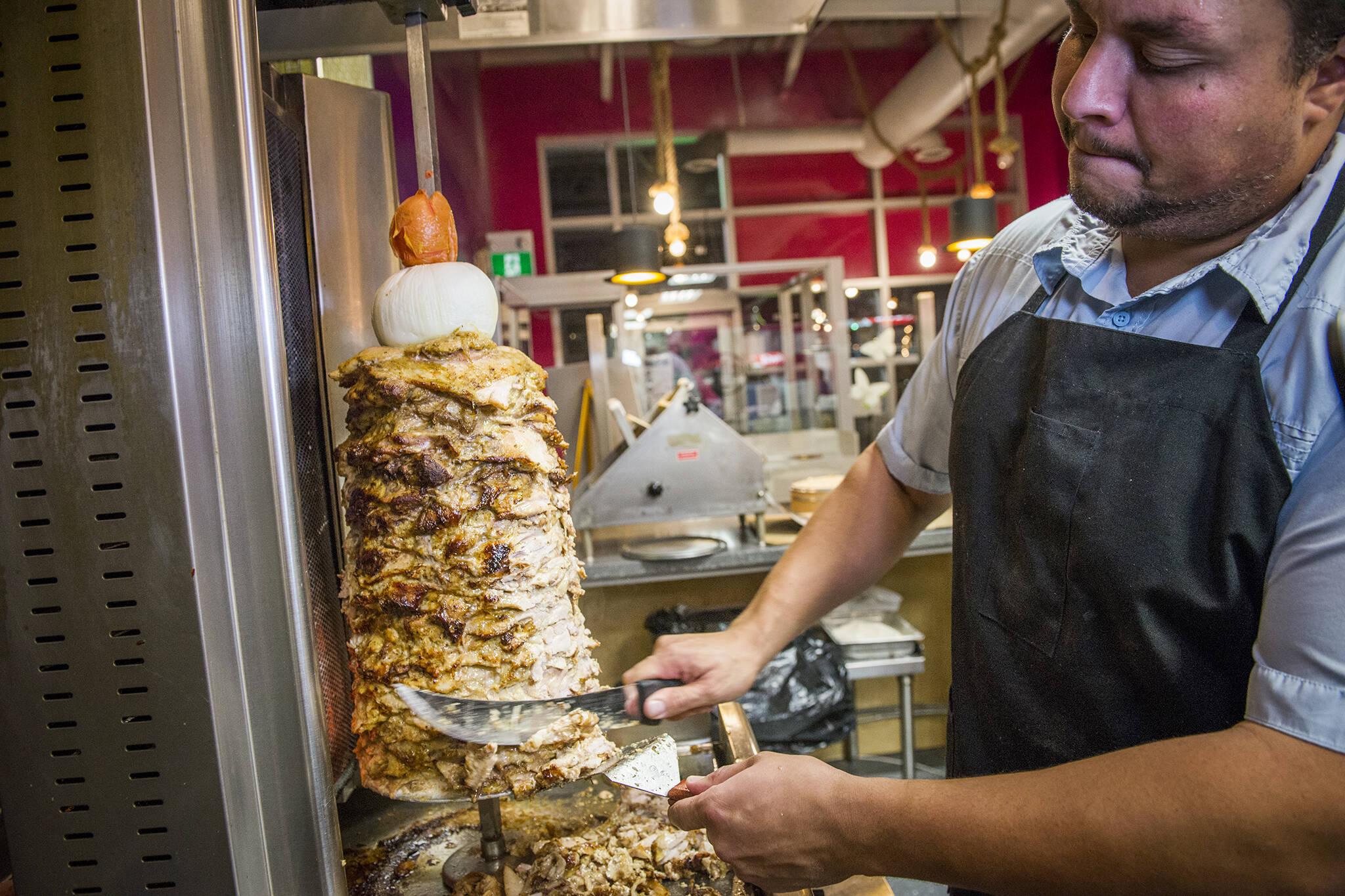 Shawarma 360 Toronto