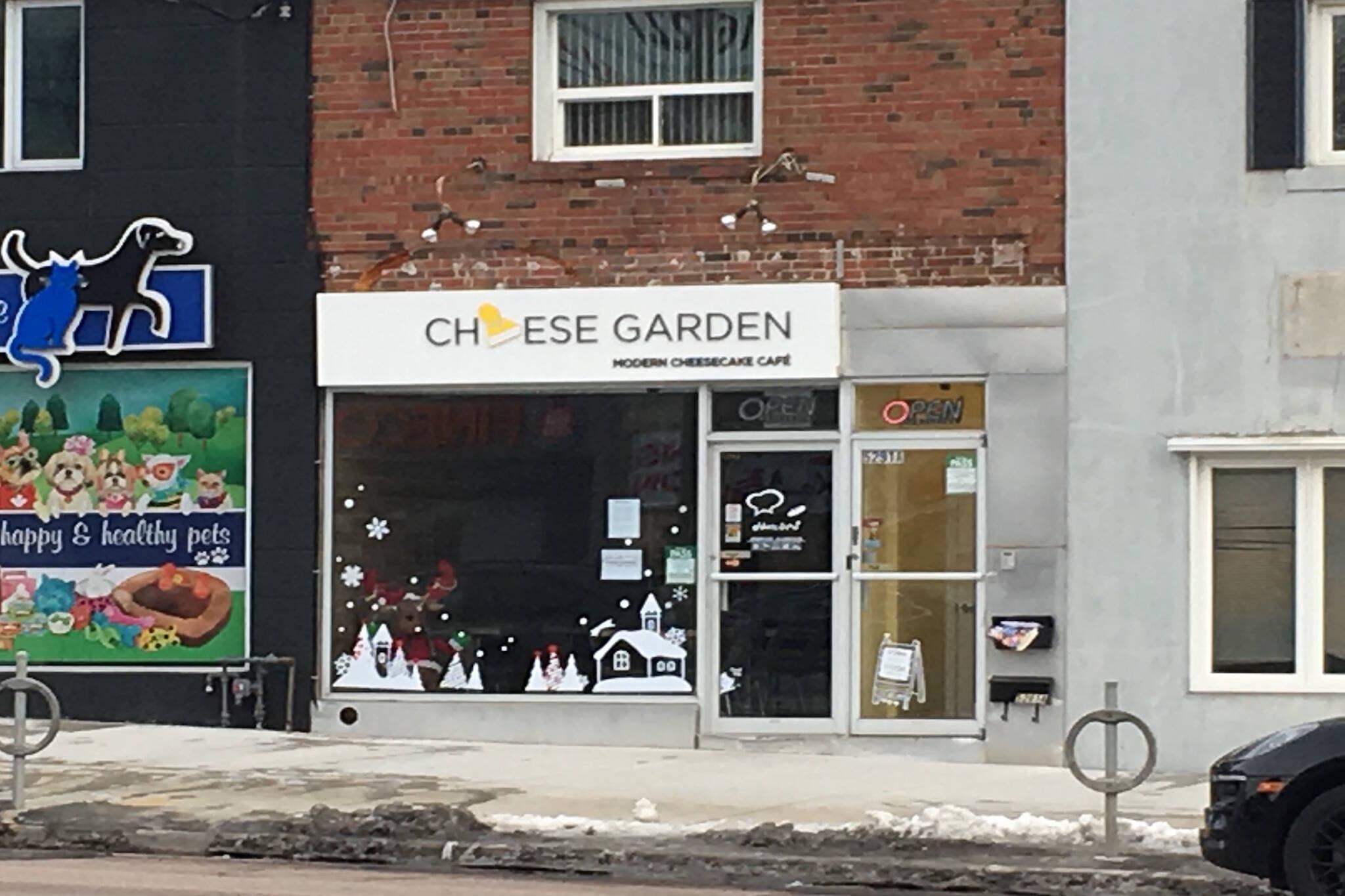 Cheese Garden Toronto