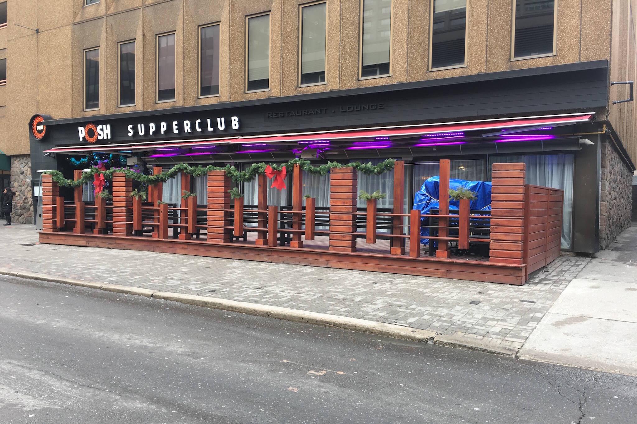 Posh Supperclub Toronto