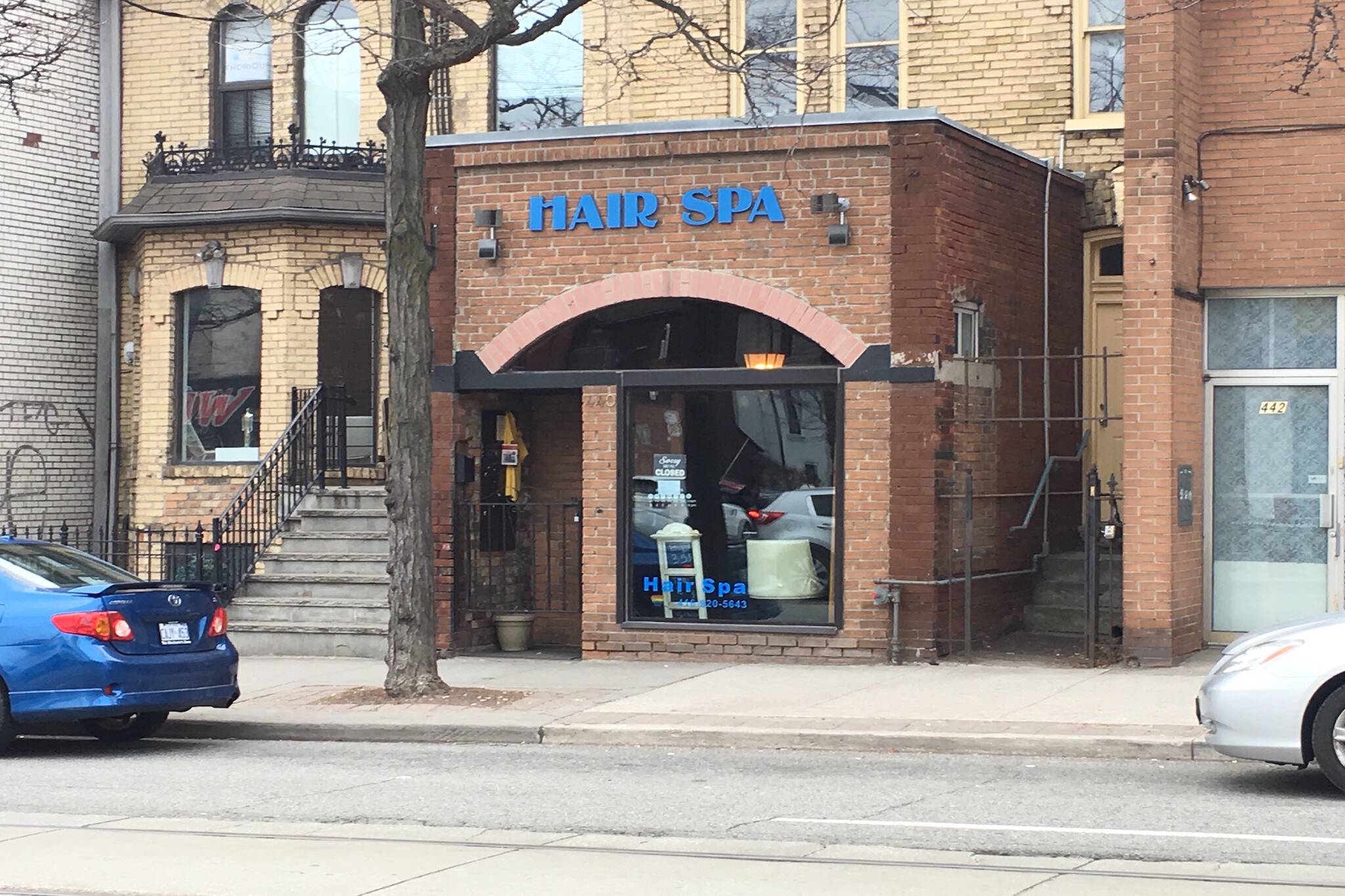 Hair Spa Toronto