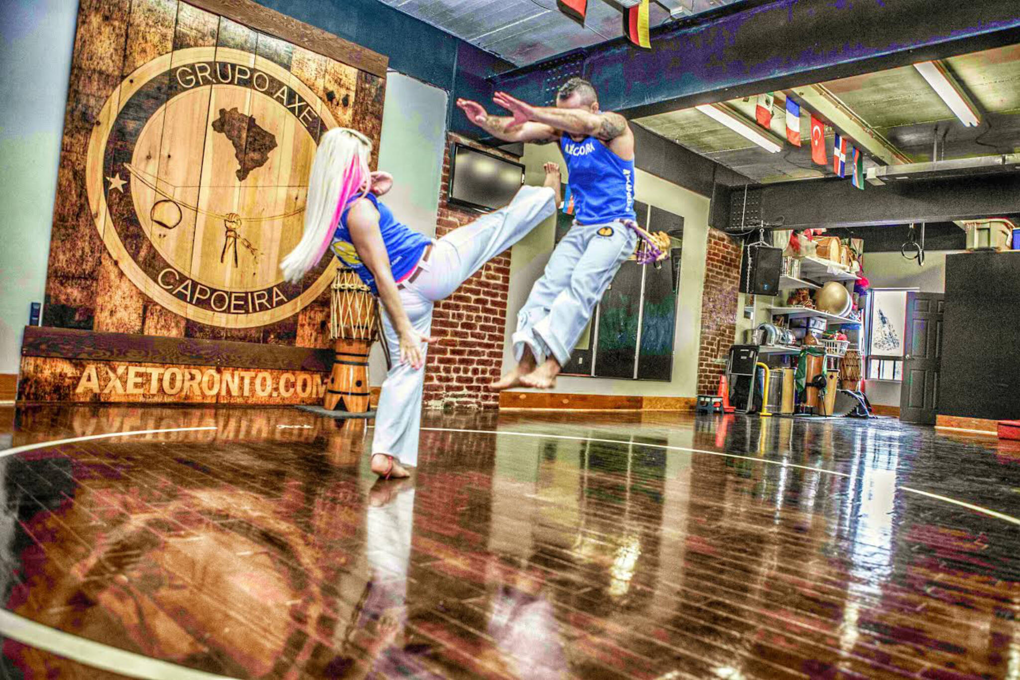 Axe Capoeira