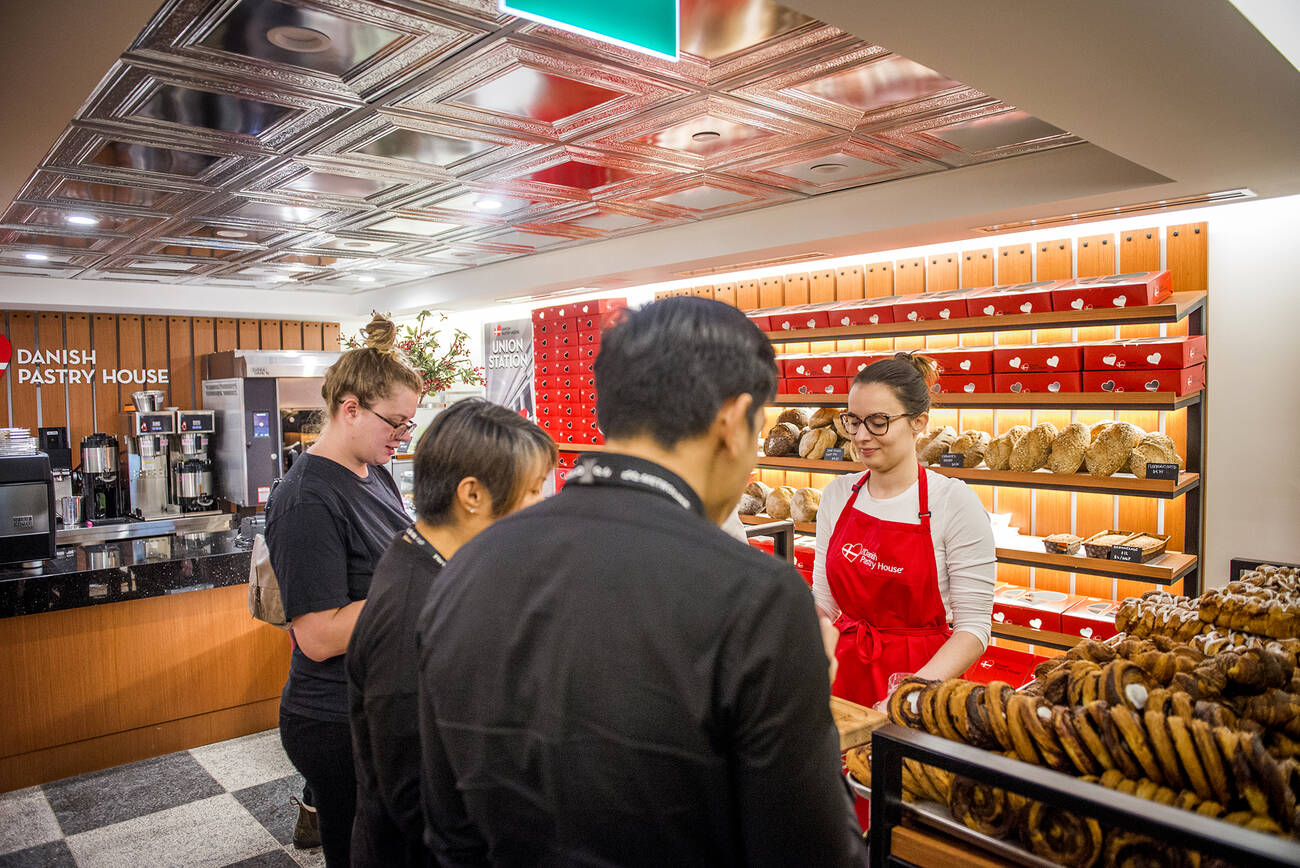 Danish Pastry House Blogto Toronto