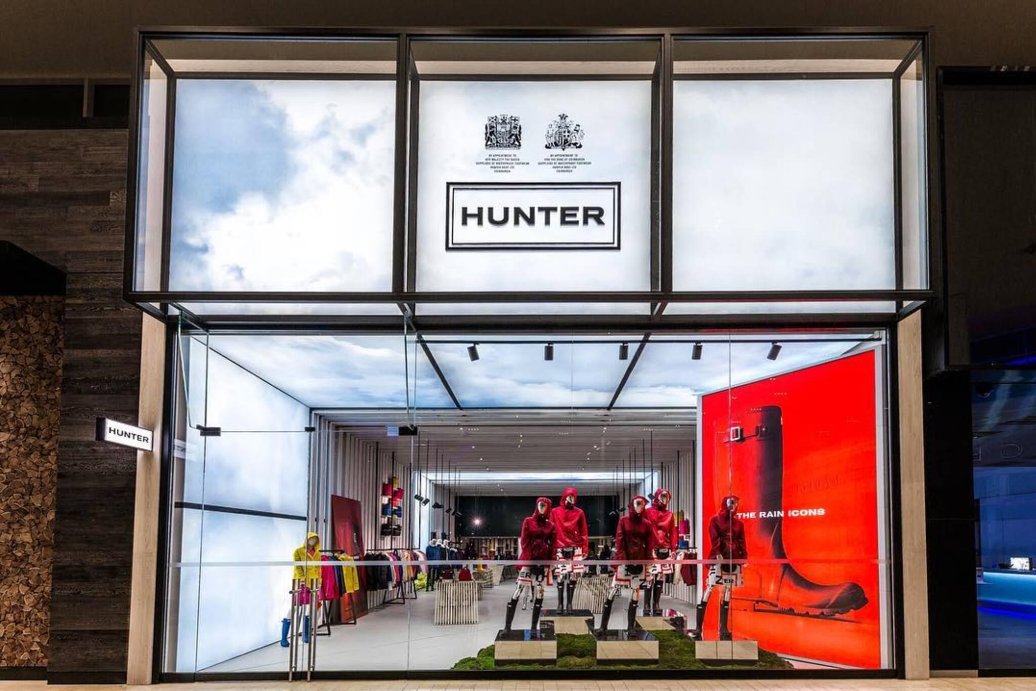 Hunter Toronto