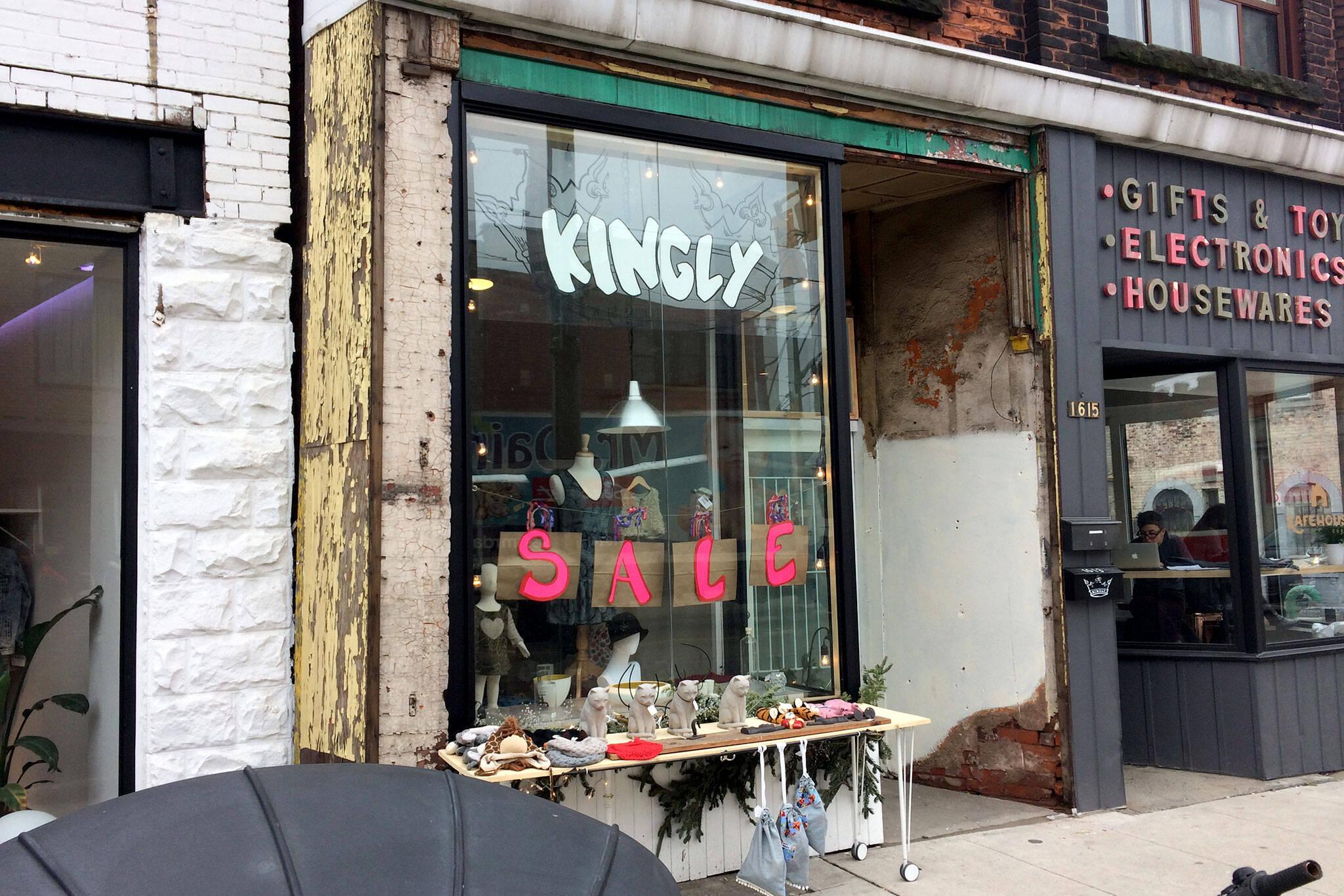 Kingly Dundas Toronto