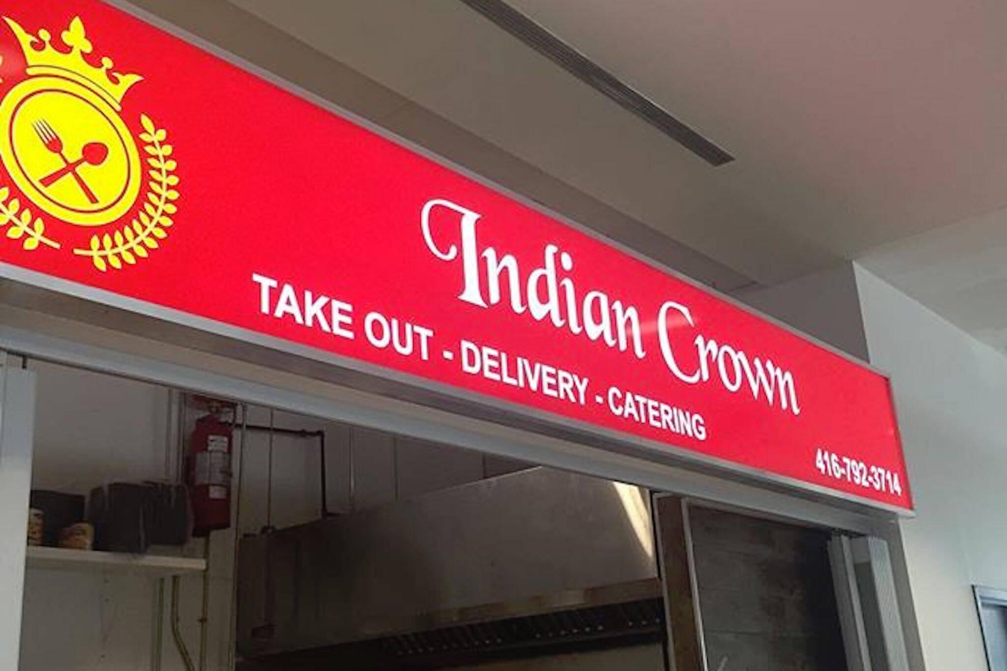 Indian Crown Toronto