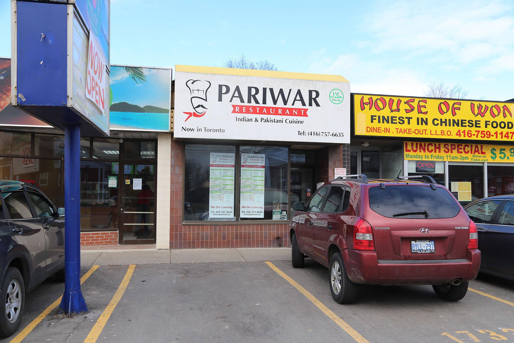 Pariwar Toronto