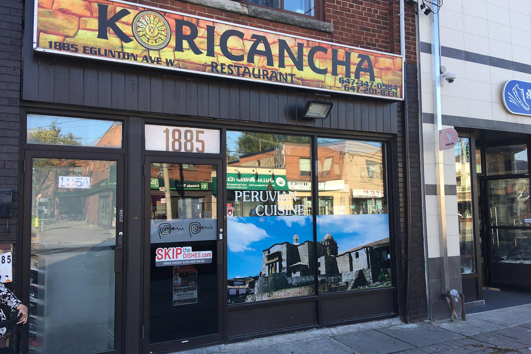 Koricancha Toronto