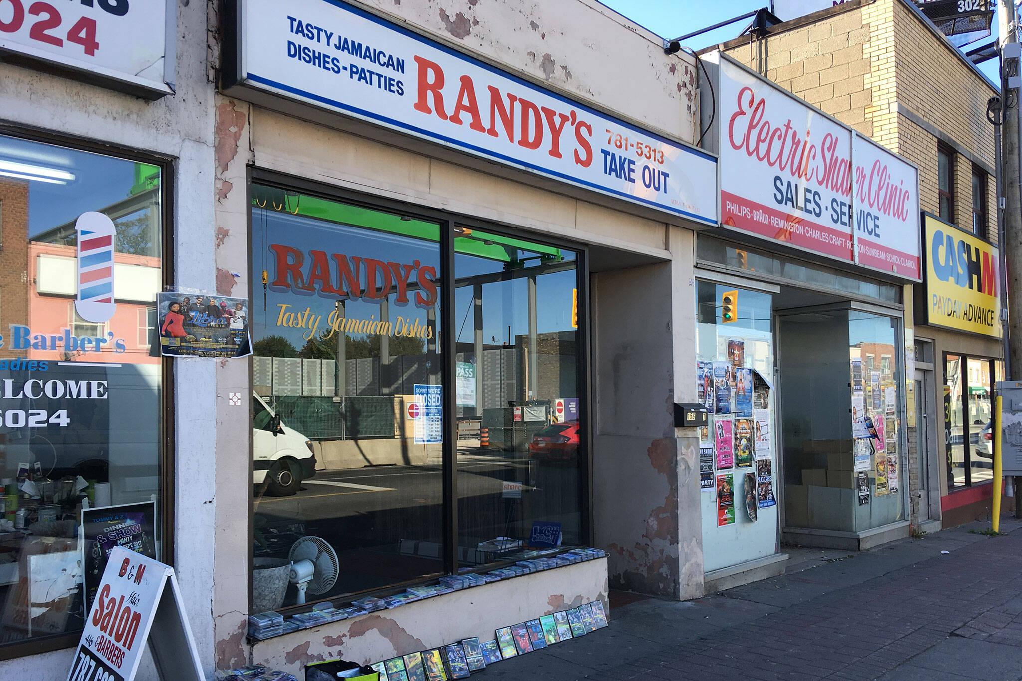 Randy's Patties