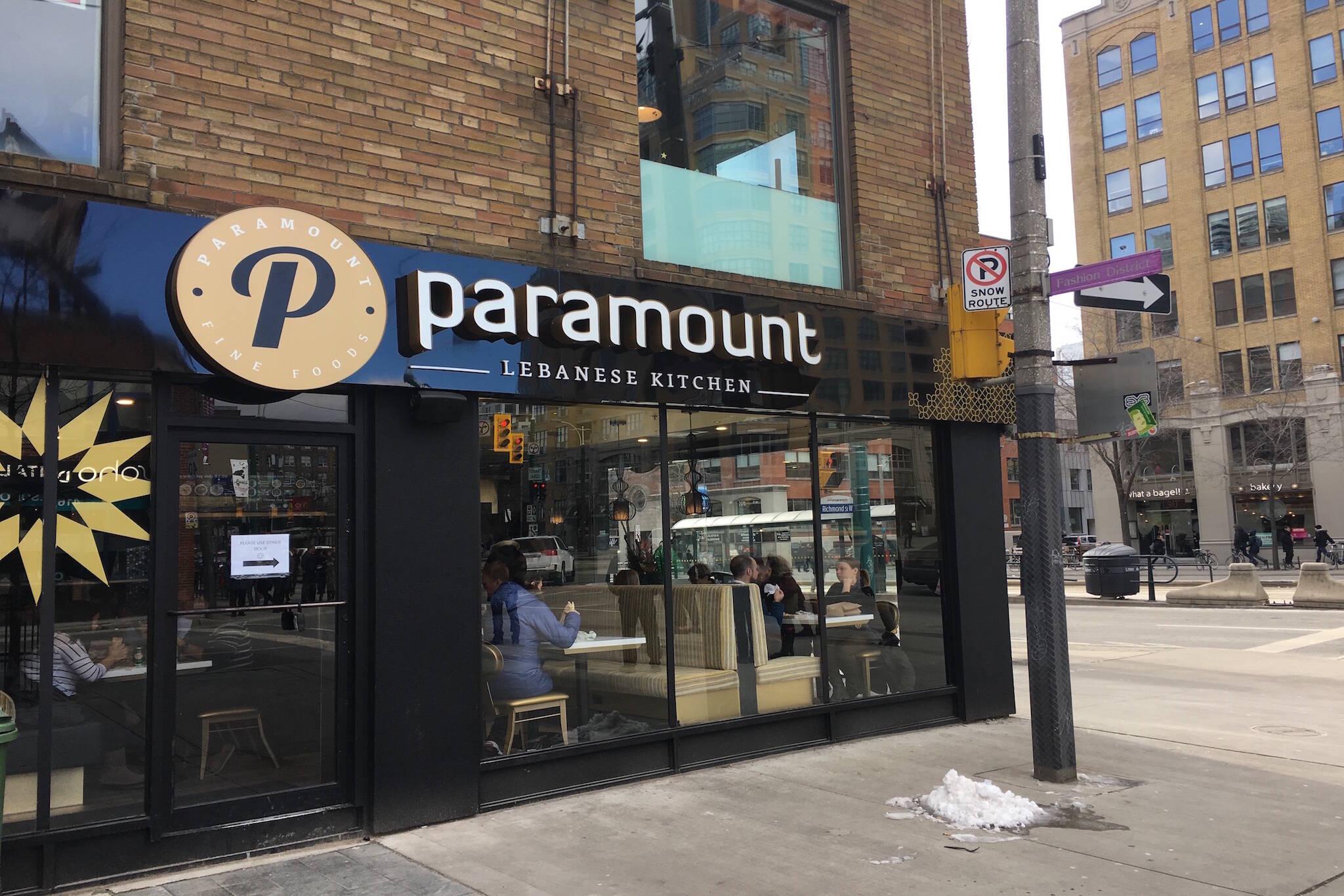 Paramount Toronto