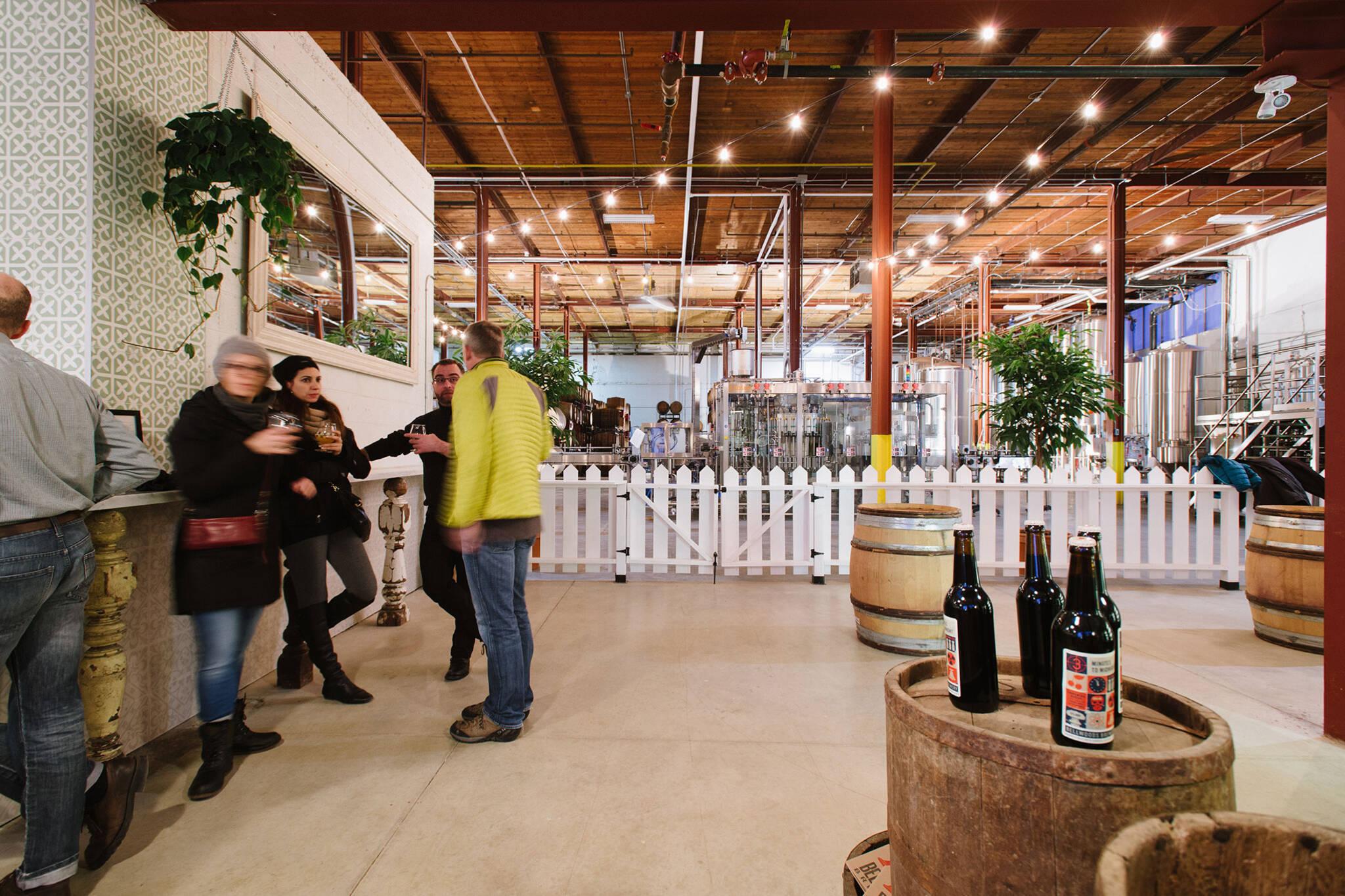 Bellwoods Brewery bottle shop Toronto