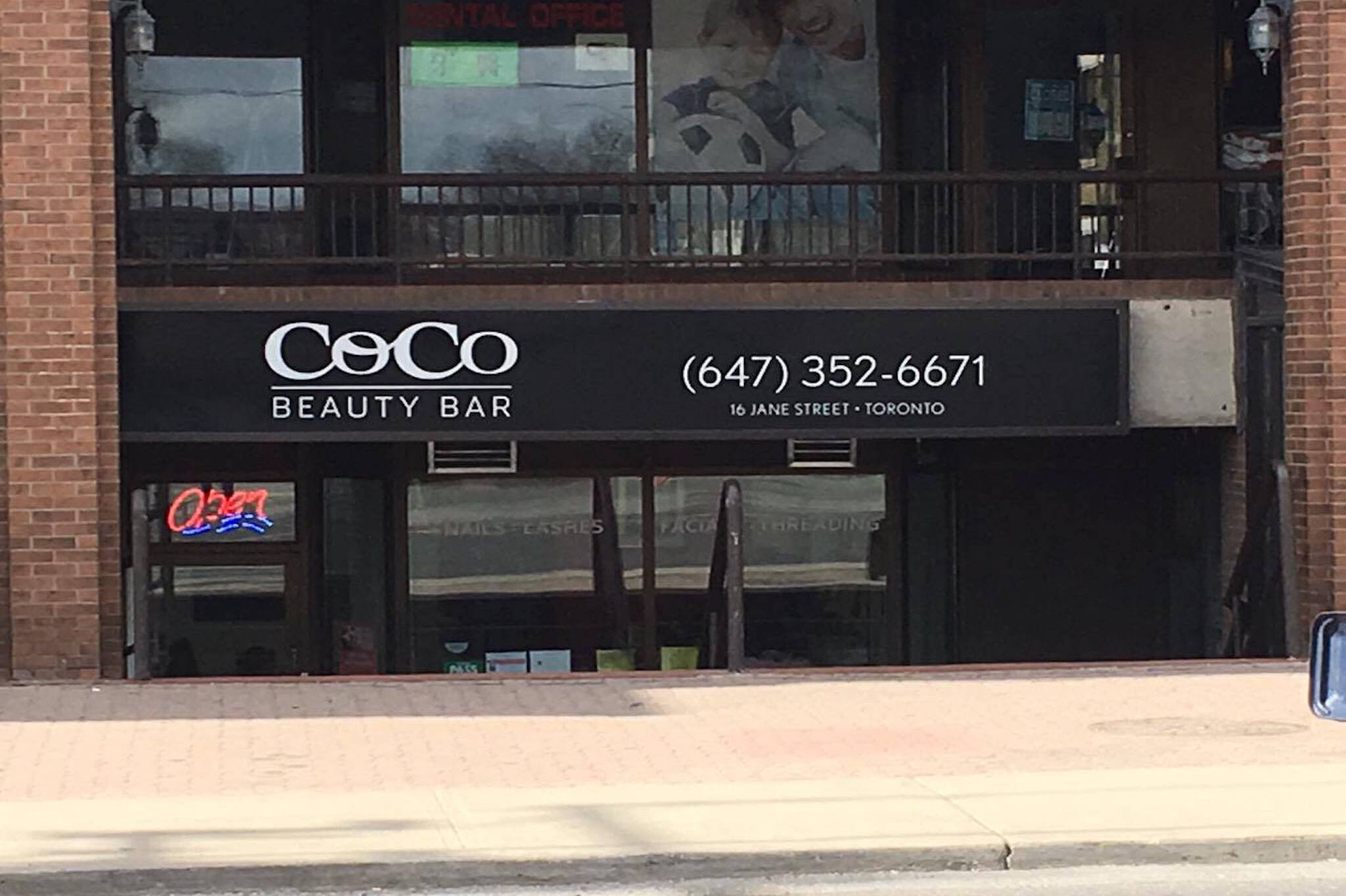 Coco Beauty Bar Toronto
