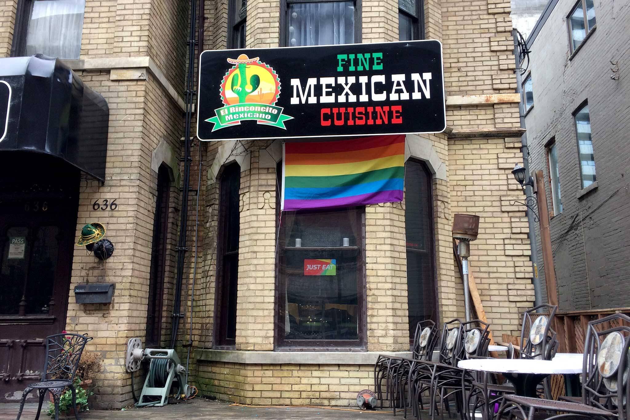 Rinconcito Mexicano Toronto