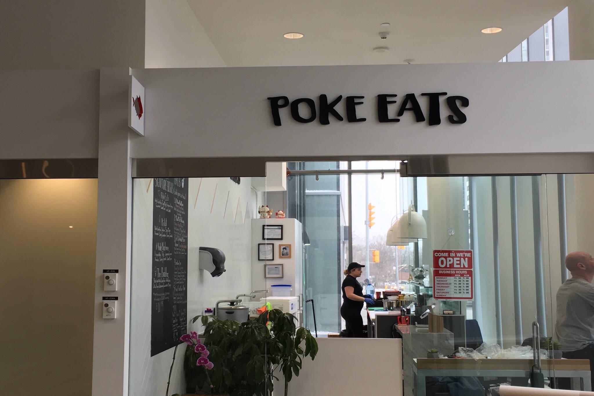 Poke Eats Toronto