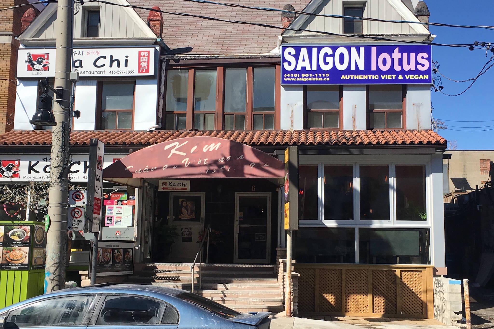Saigon Lotus Toronto