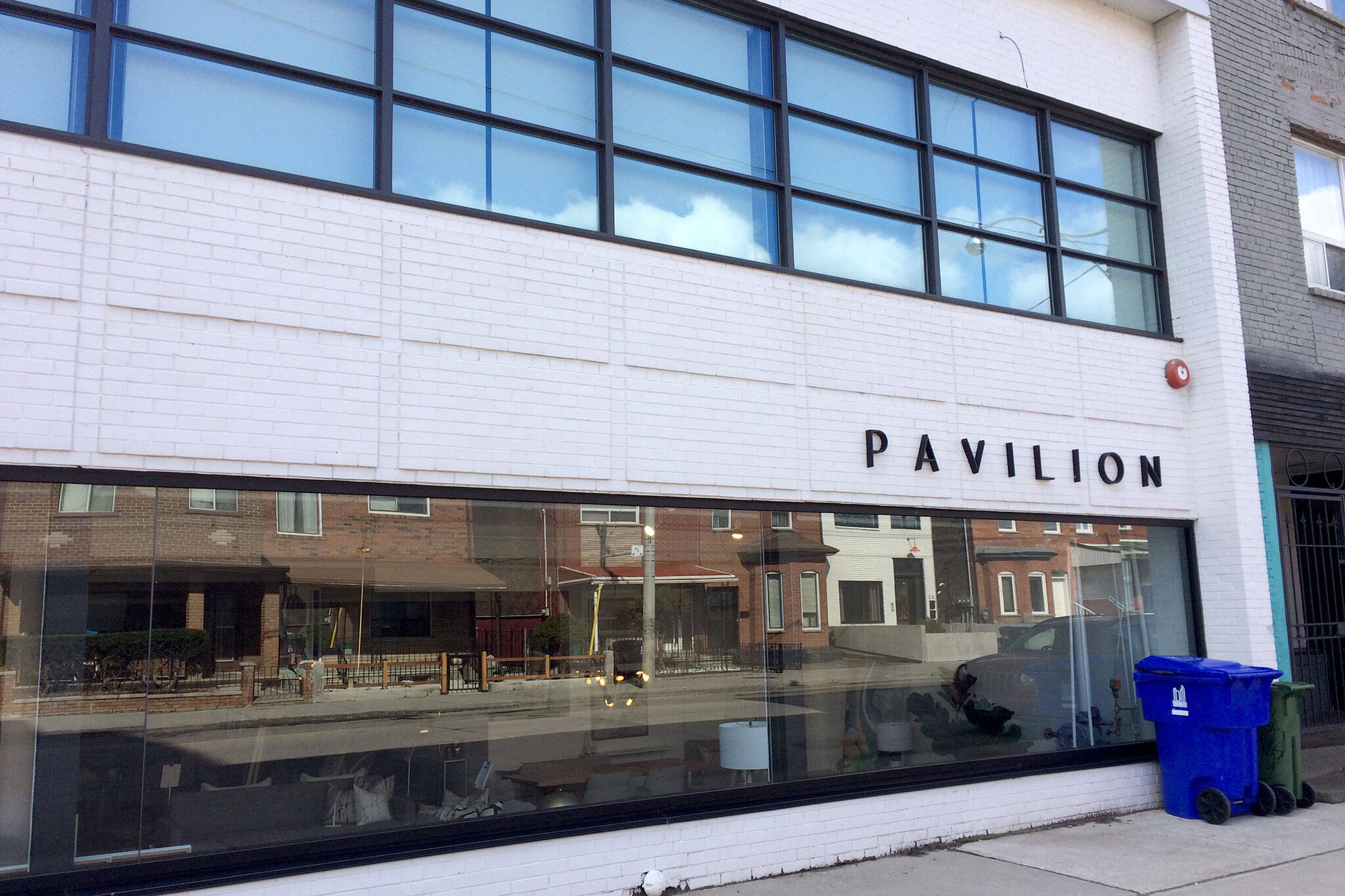 Pavilion Toronto