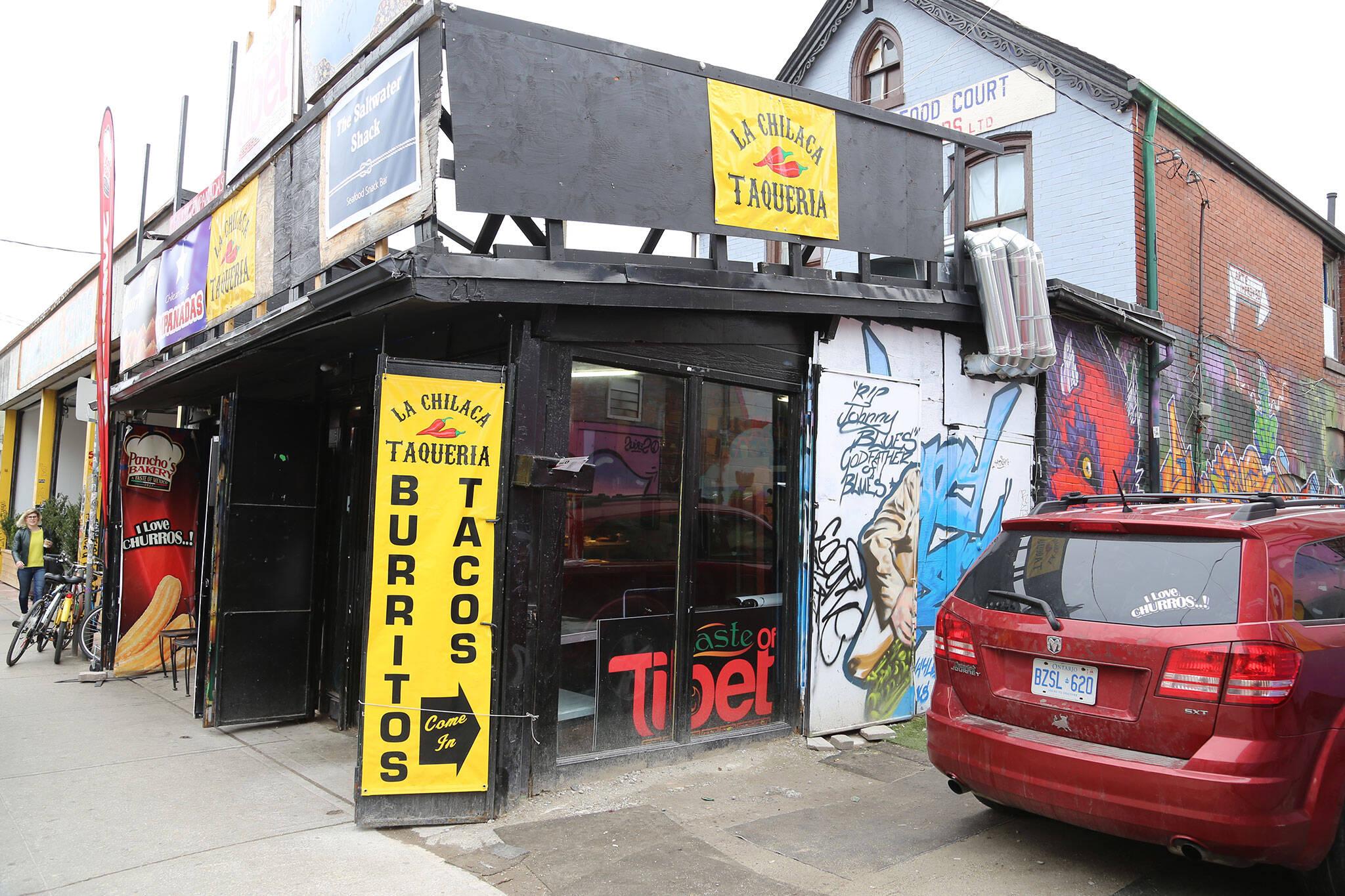La Chilaca Toronto