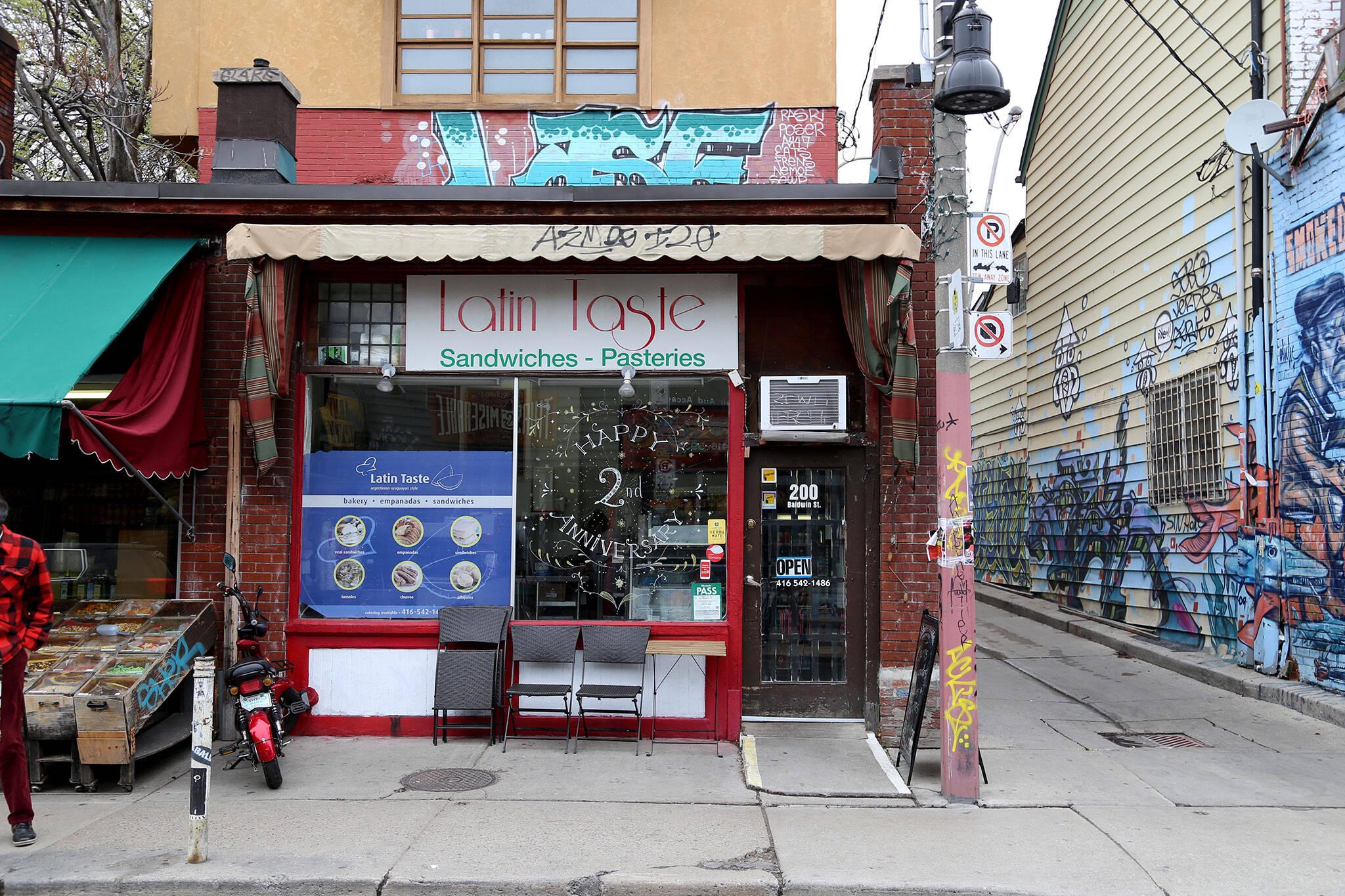 Latin Taste Toronto
