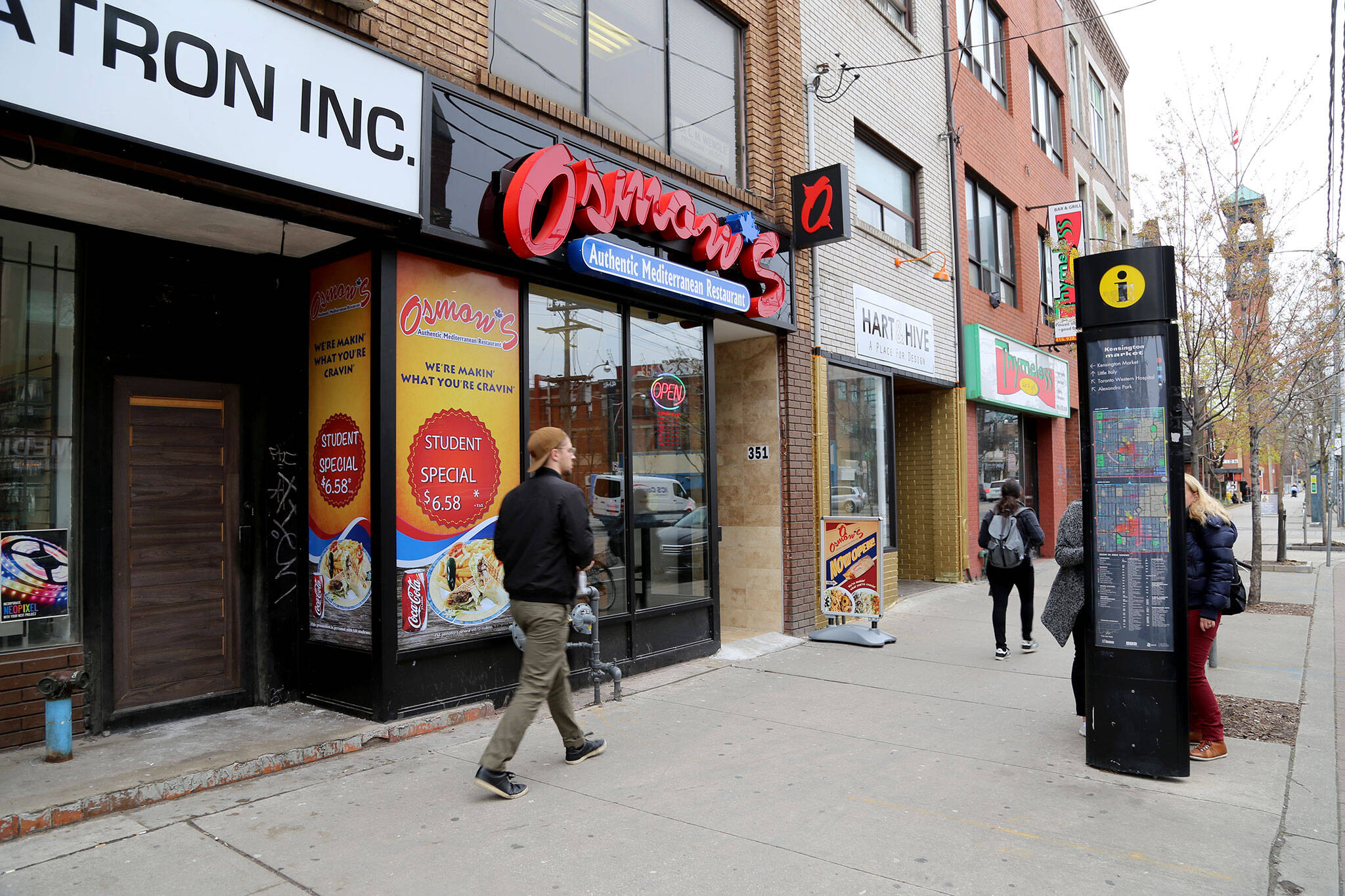 Osmows Toronto