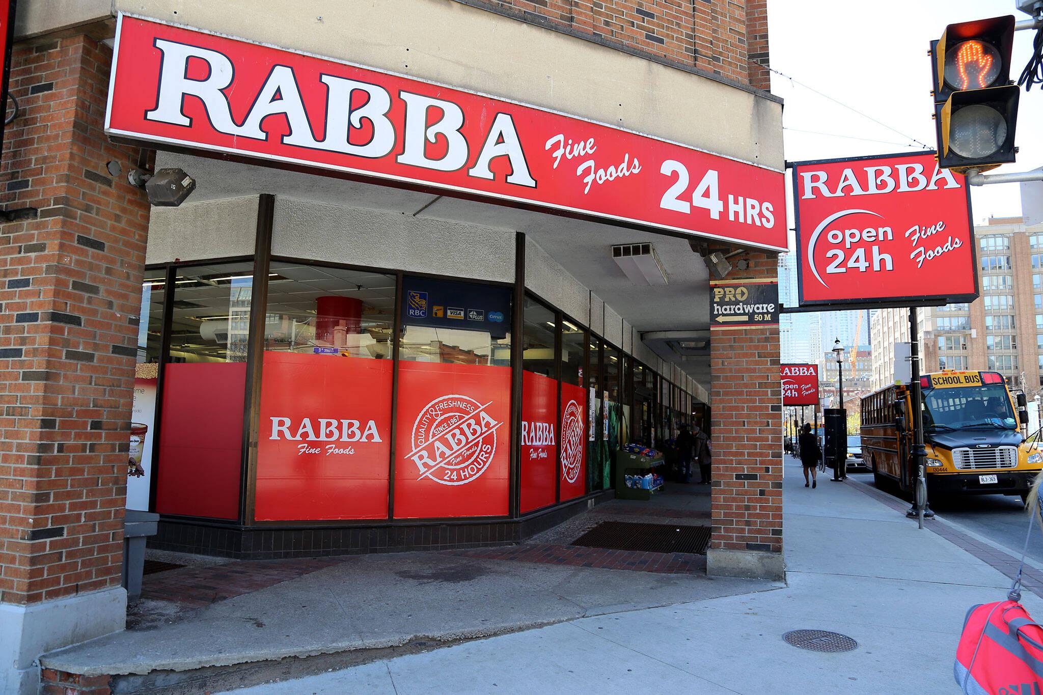 Rabba Toronto