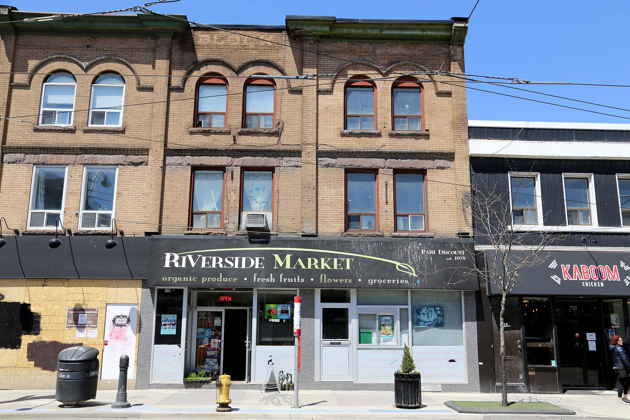 Riverside Market Toronto