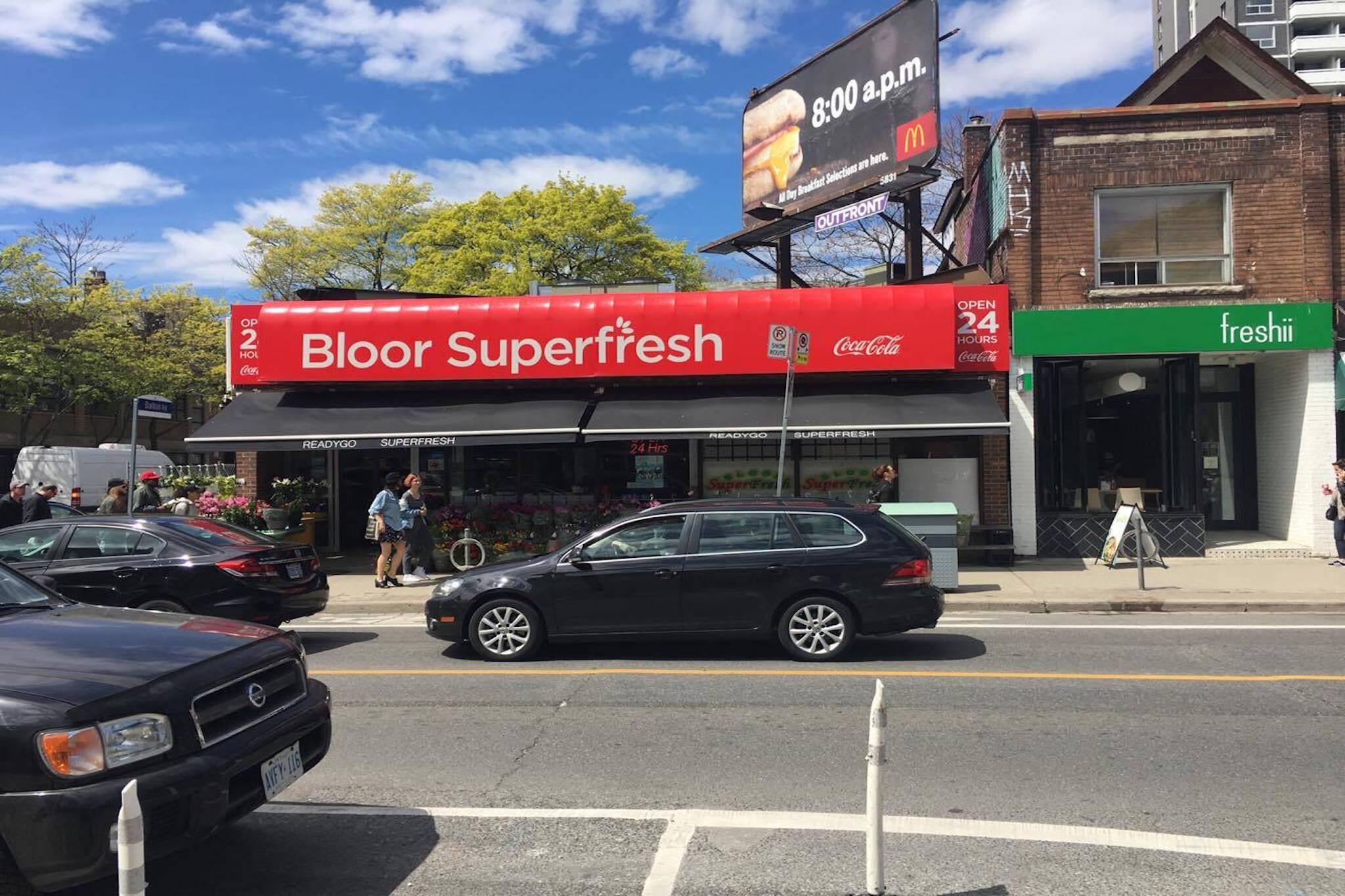 Bloor Superfresh Toronto